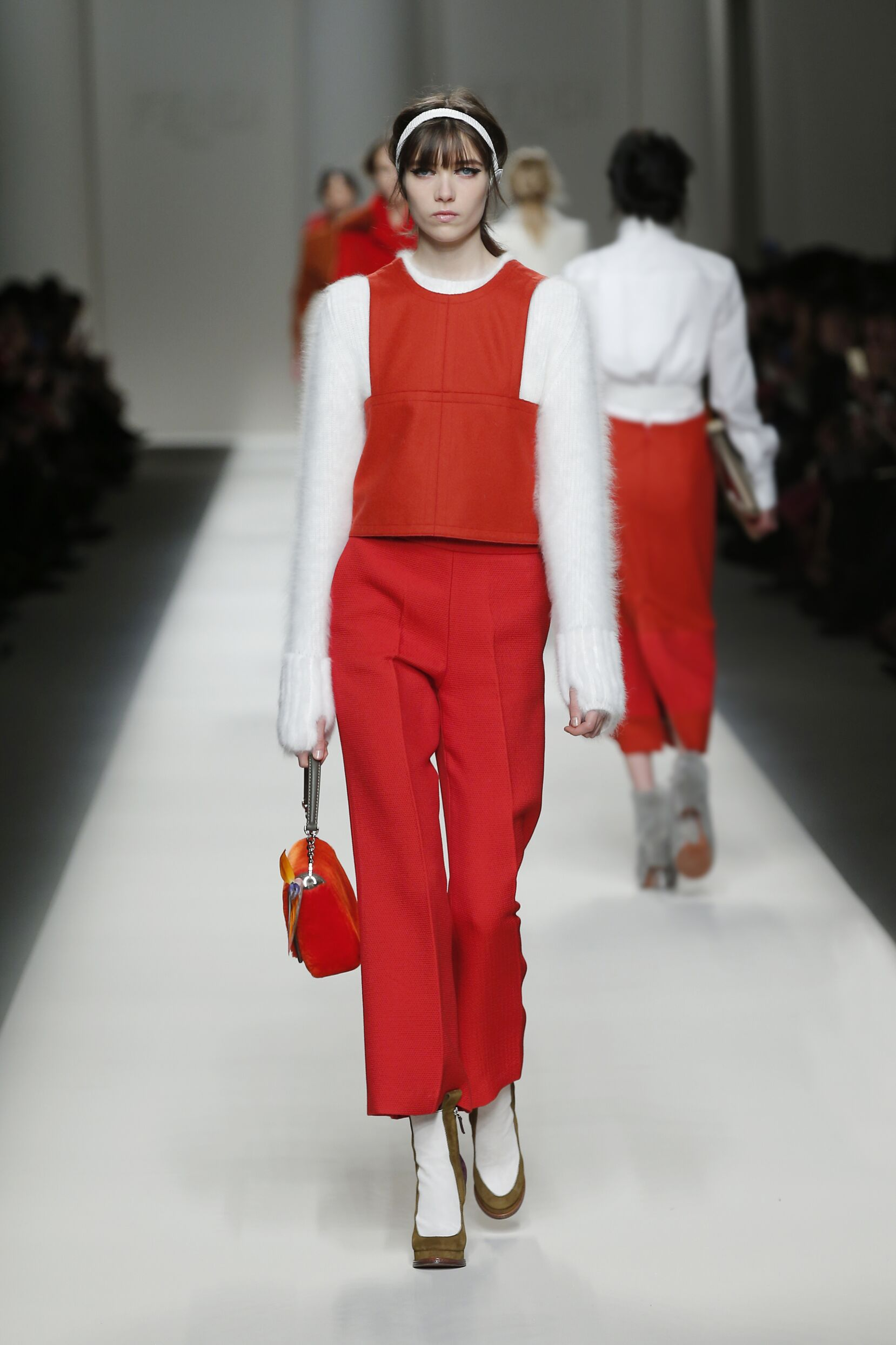 Fendi Collection Woman 2015