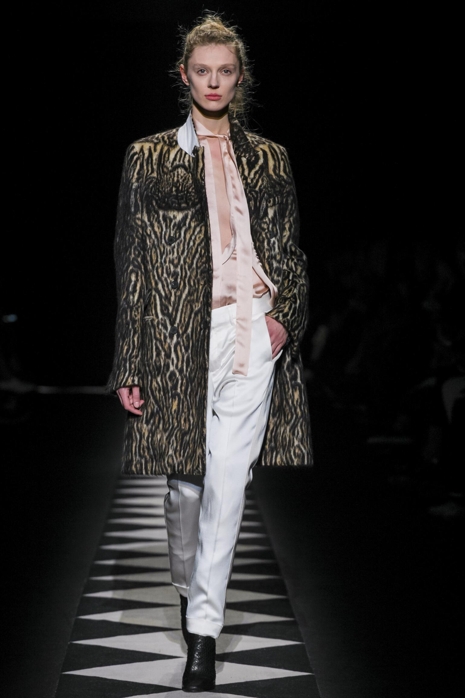 Haider Ackermann Collection Catwalk