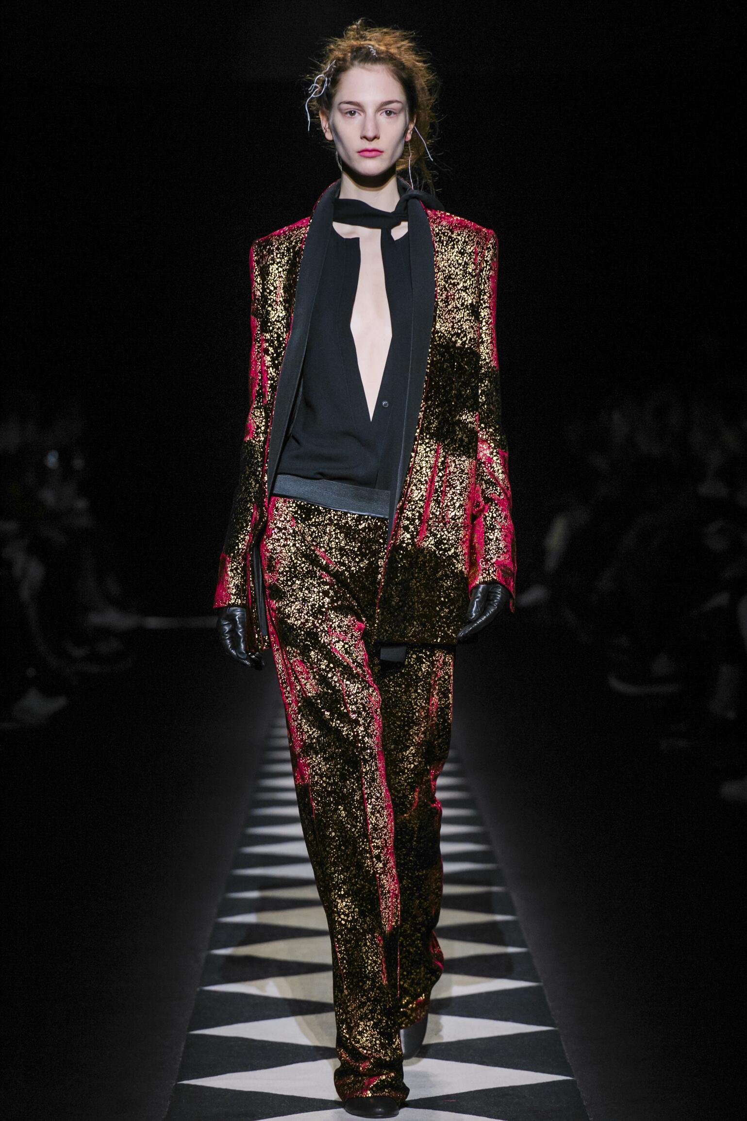 Haider Ackermann Collection Fashion Trends