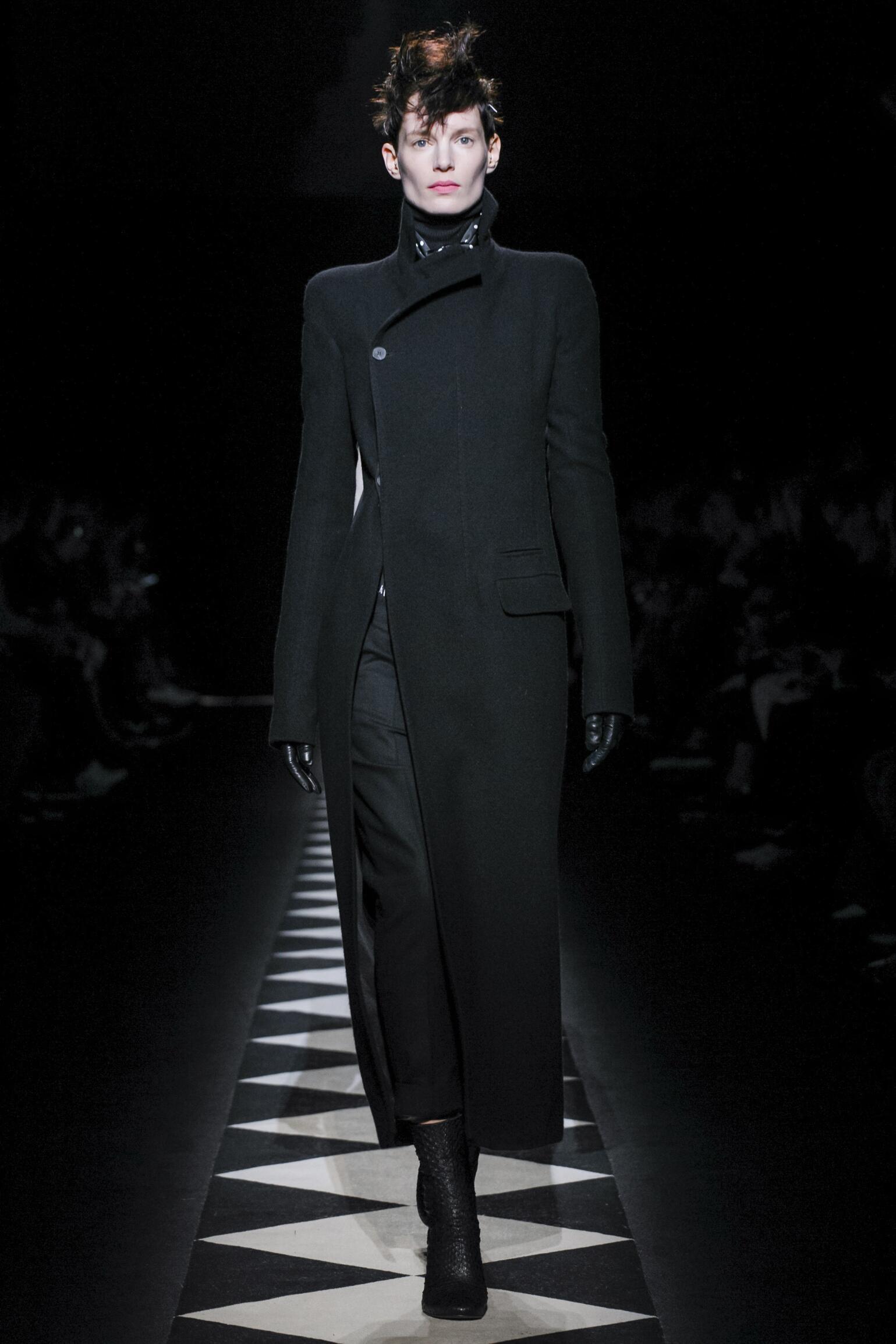 Haider Ackermann Collection Paris Fashion Week