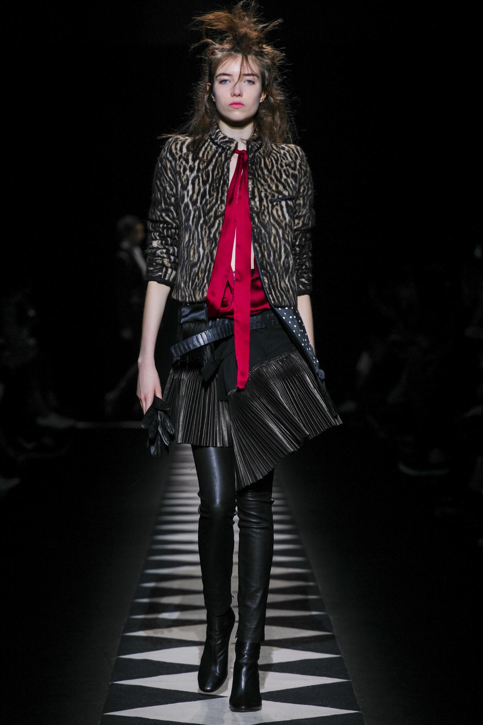 Haider Ackermann Collection Woman Paris Fashion Week