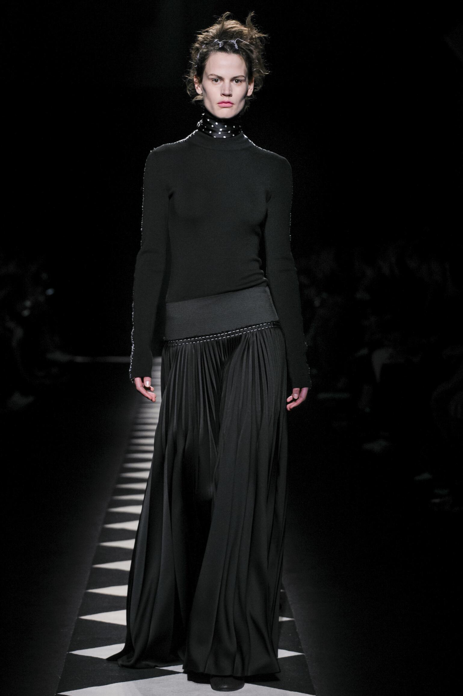 Haider Ackermann Fall Winter 2015 16 Womens Collection Paris Fashion Week