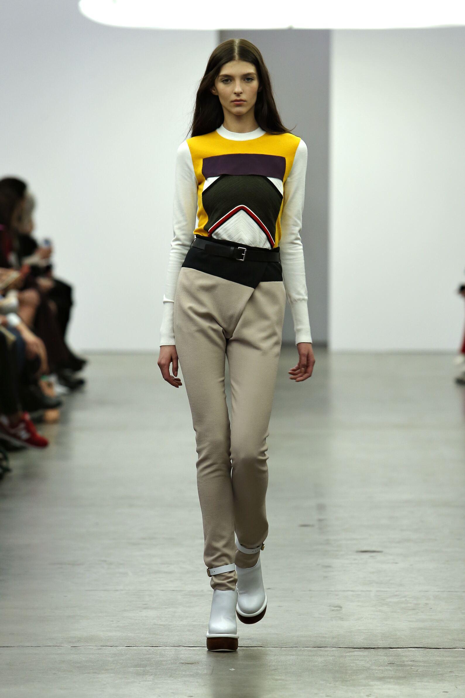 Iceberg Collection Milan Fashion Week Womenswear