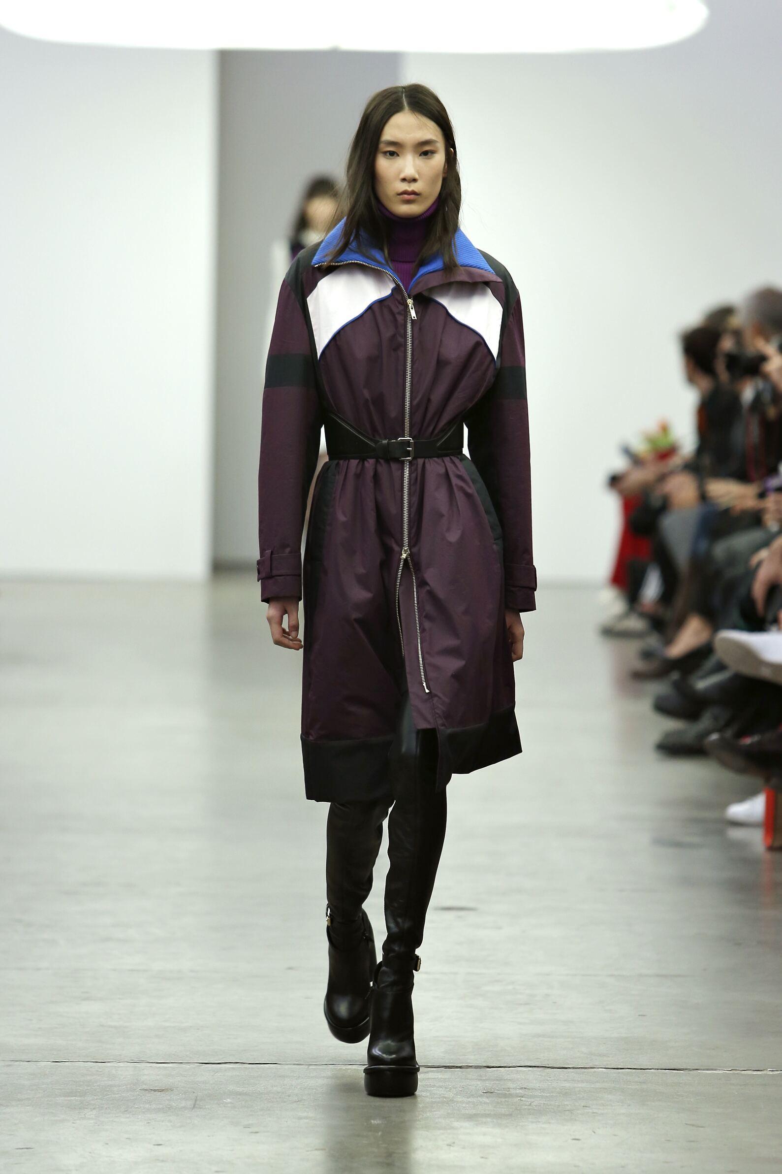 Iceberg Collection Milan Fashion Week