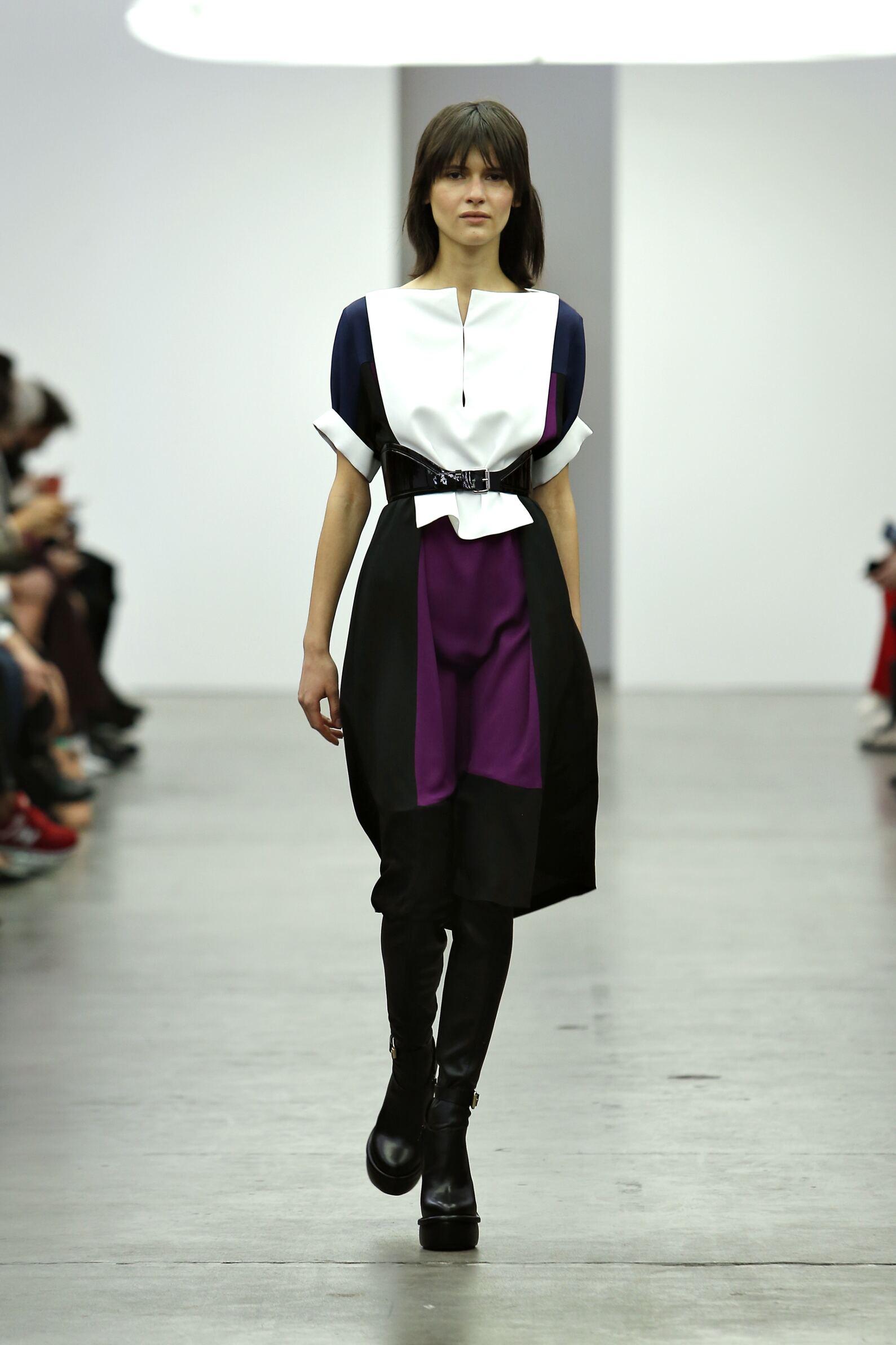 Iceberg Collection Woman Milan Fashion Week