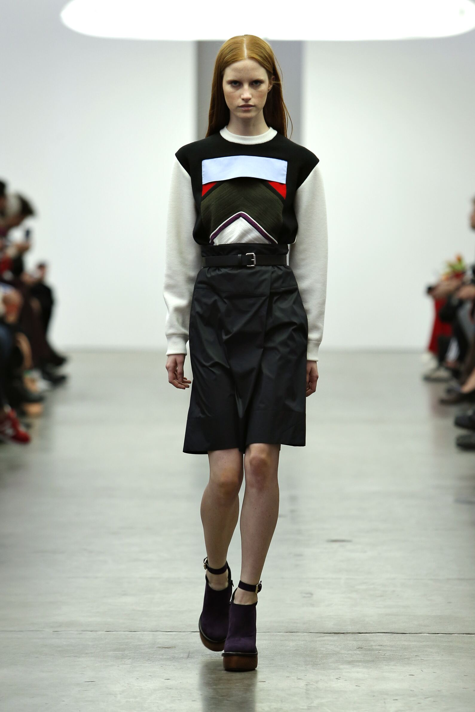 Iceberg Fall Winter 2015 16 Womens Collection Milan Fashion Week