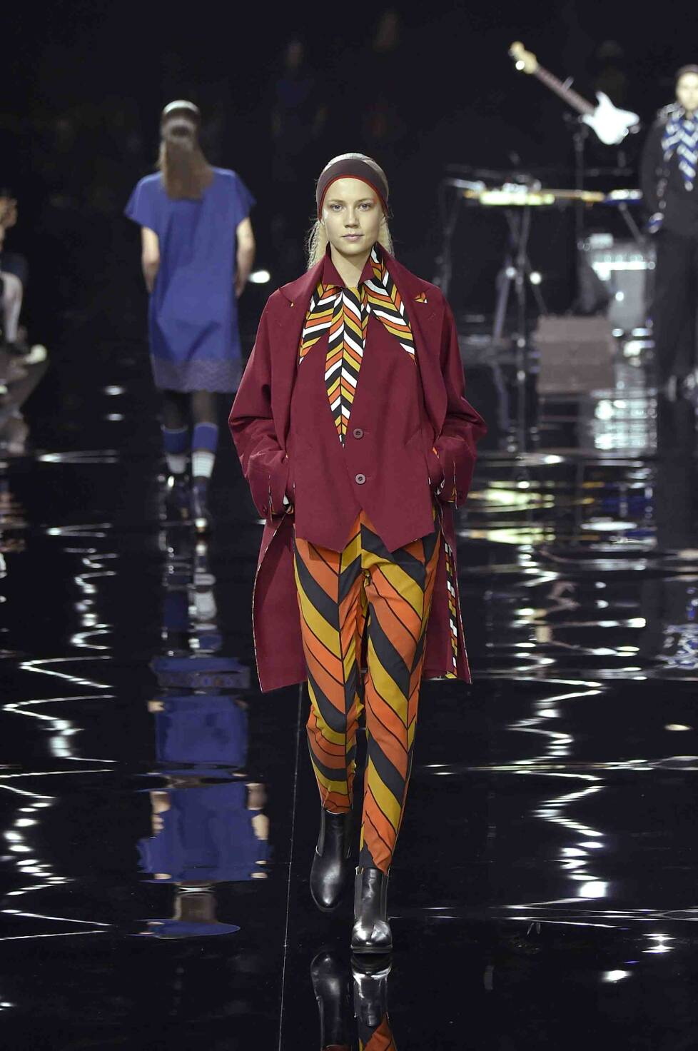 Issey Miyake Collection Paris Fashion Week