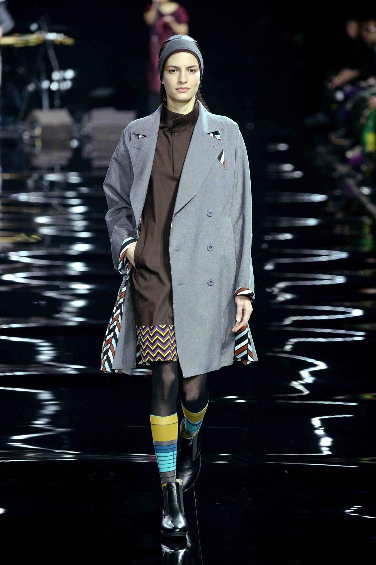 Issey Miyake Fall Winter 2015 16 Womens Collection Paris Fashion Week