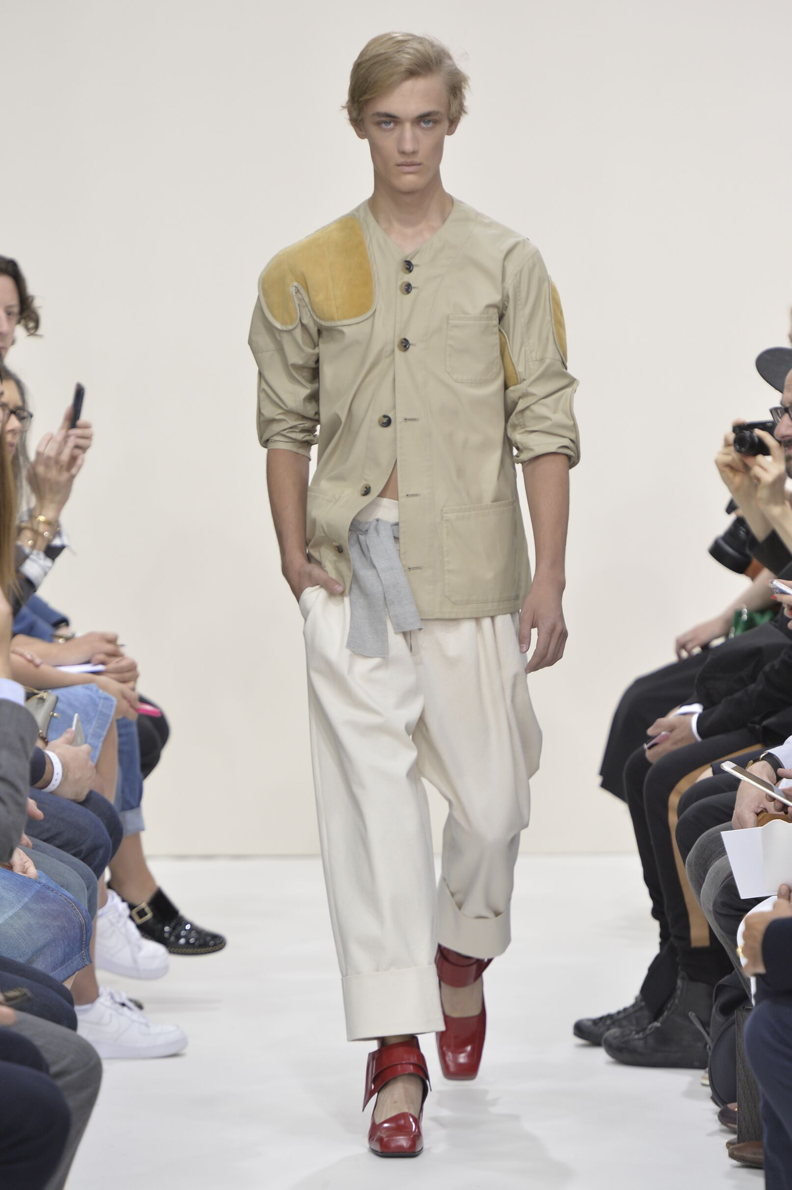 J.W. Anderson Collection London Fashion Week Menswear