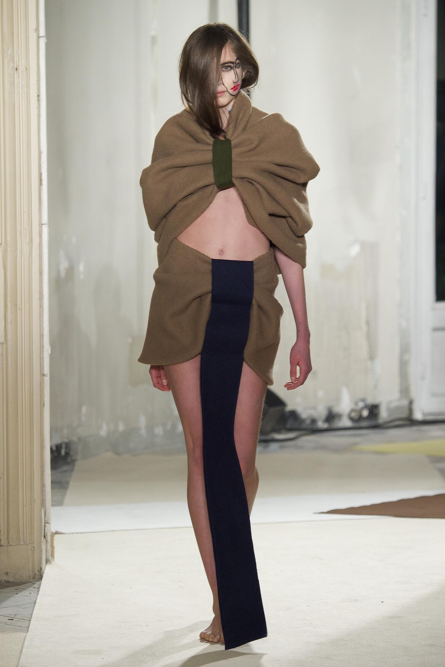 Jacquemus Collection Winter 2015 Catwalk