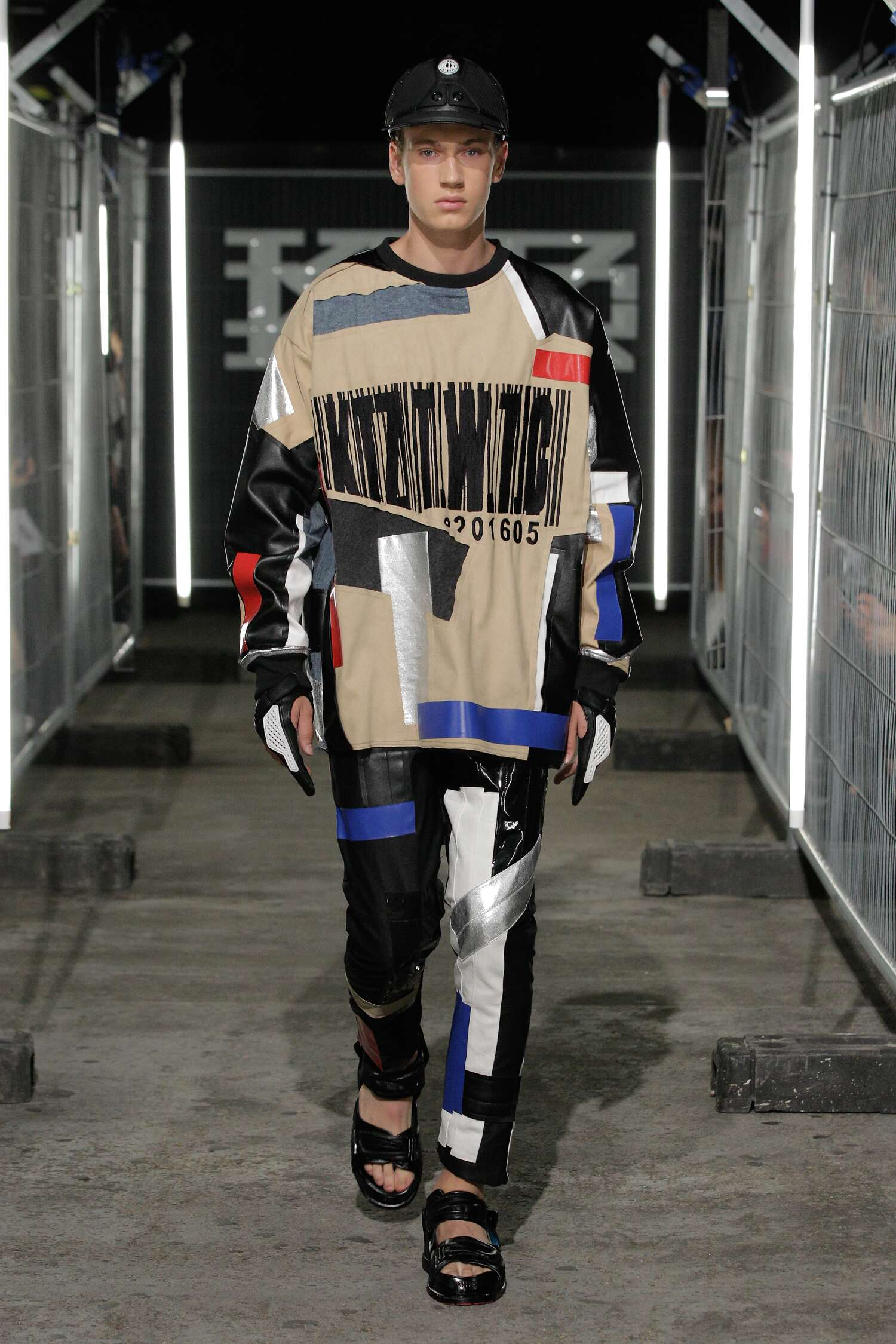 KTZ Collection London Fashion Week Menswear