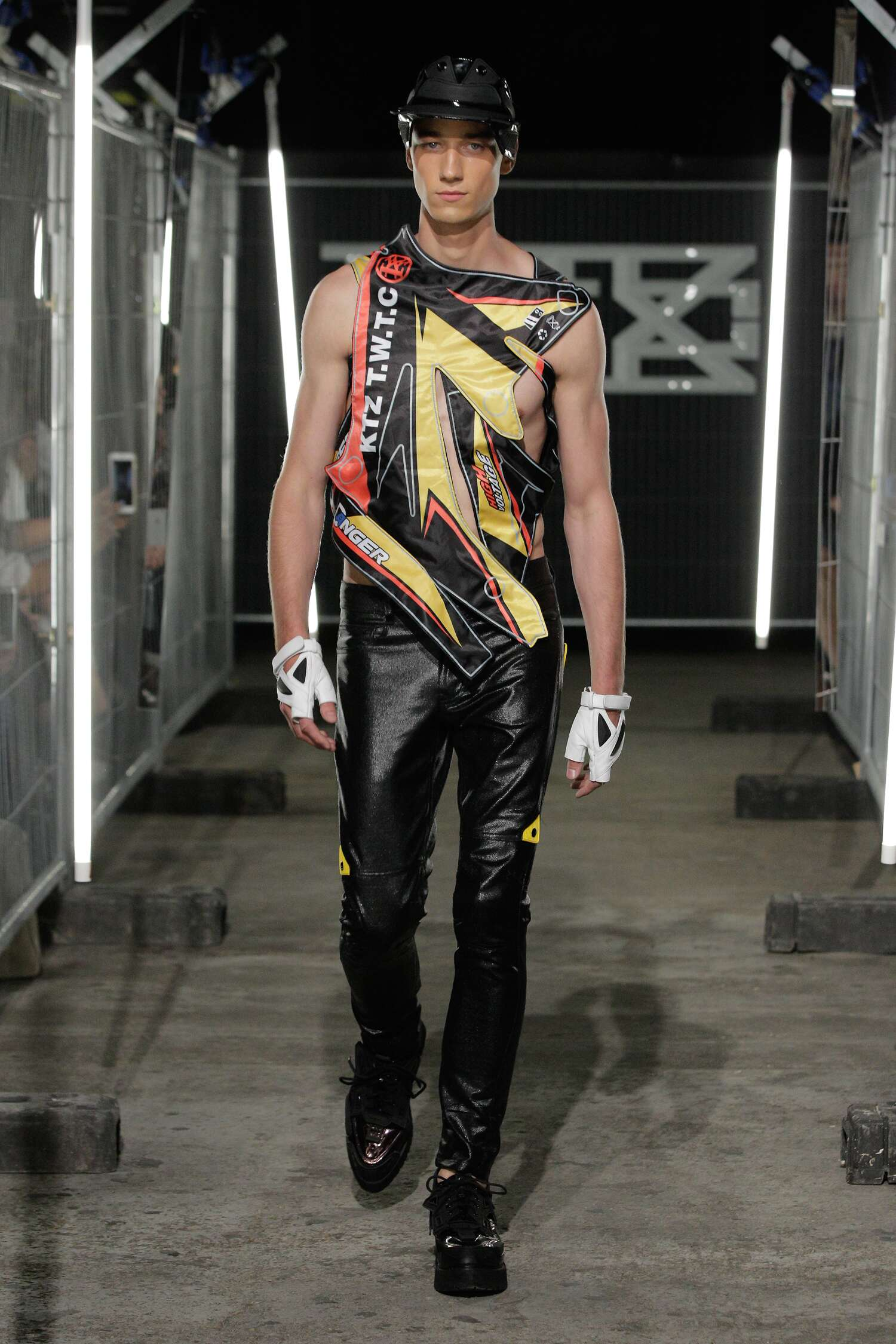KTZ Spring Summer 2016 Men's Collection London Fashion Week