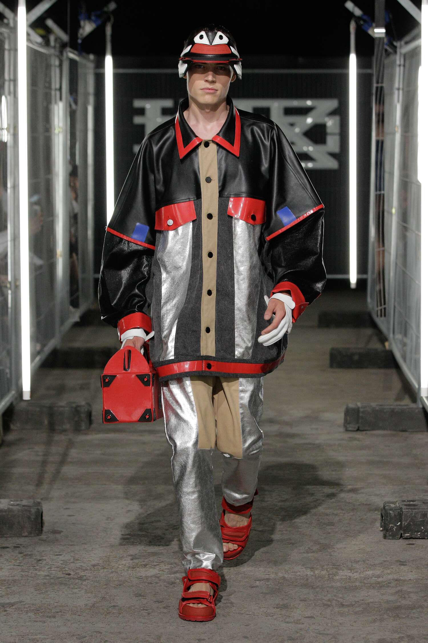 KTZ Spring Summer 2016 Mens Collection London Fashion Week