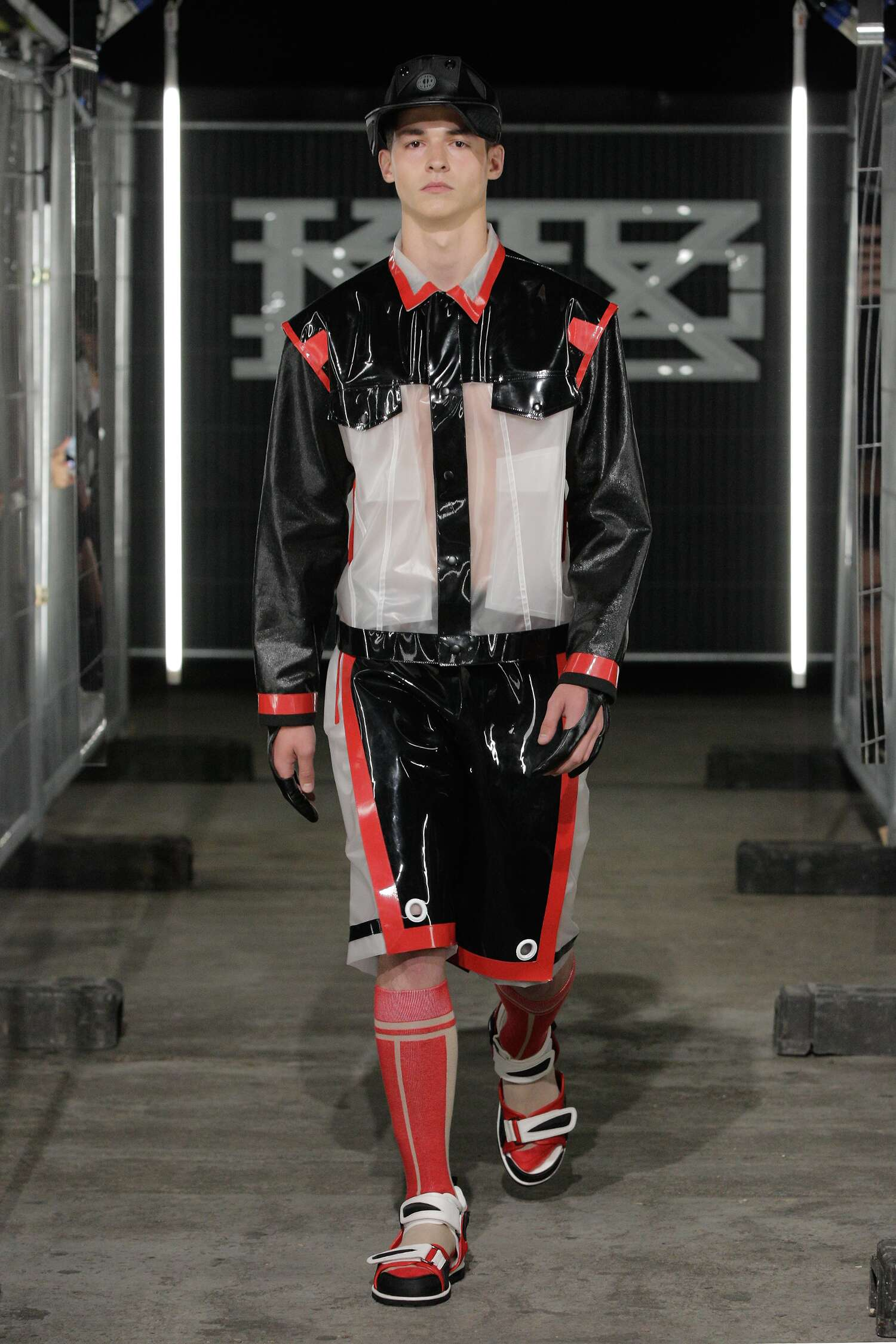 KTZ Spring Summer 2016 Menswear Collection London Fashion Week Fashion Show