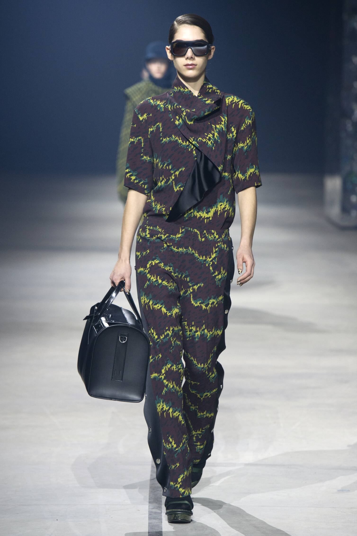 Kenzo Collection Catwalk