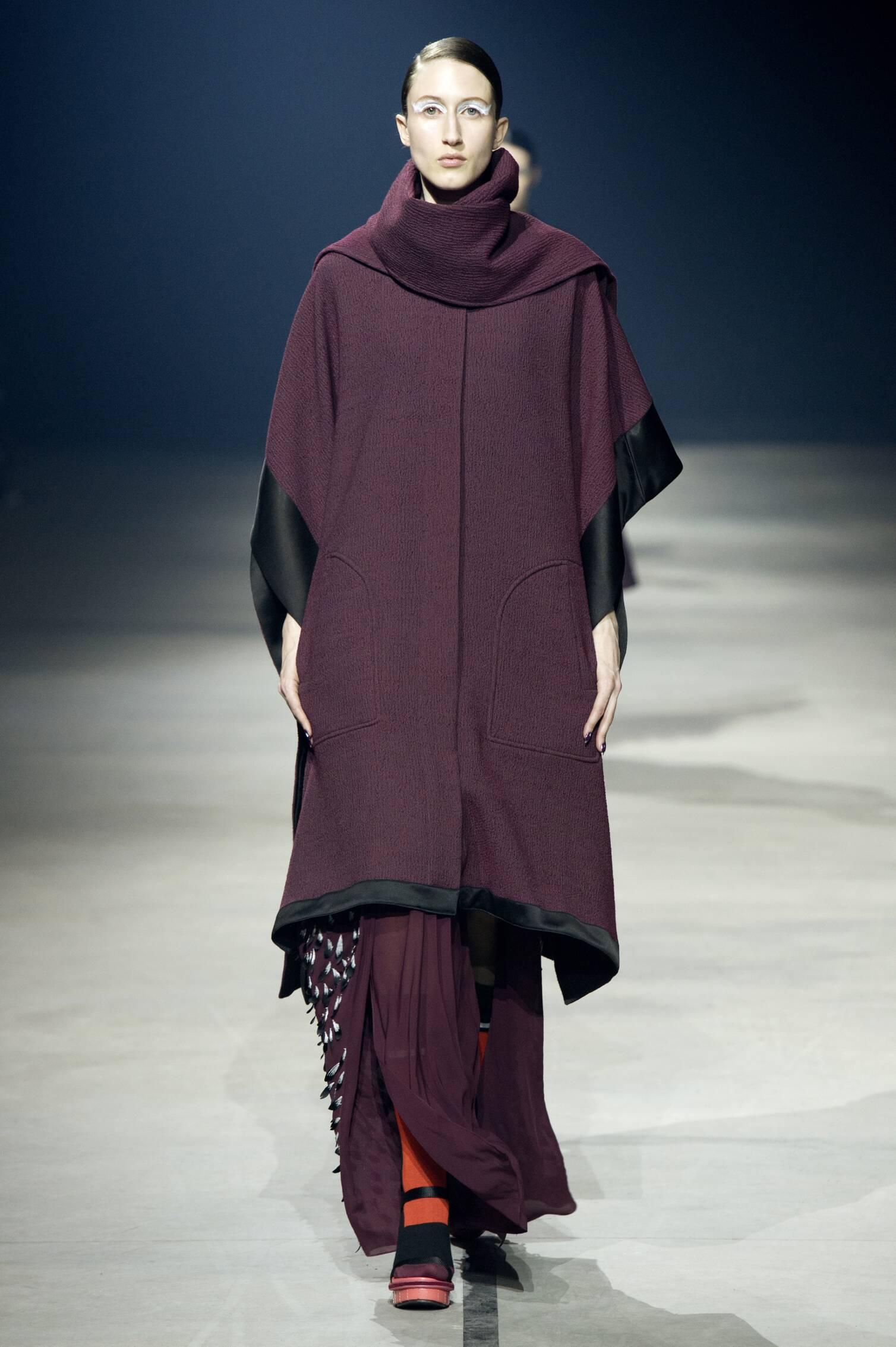 Kenzo Collection Woman Paris Fashion Week