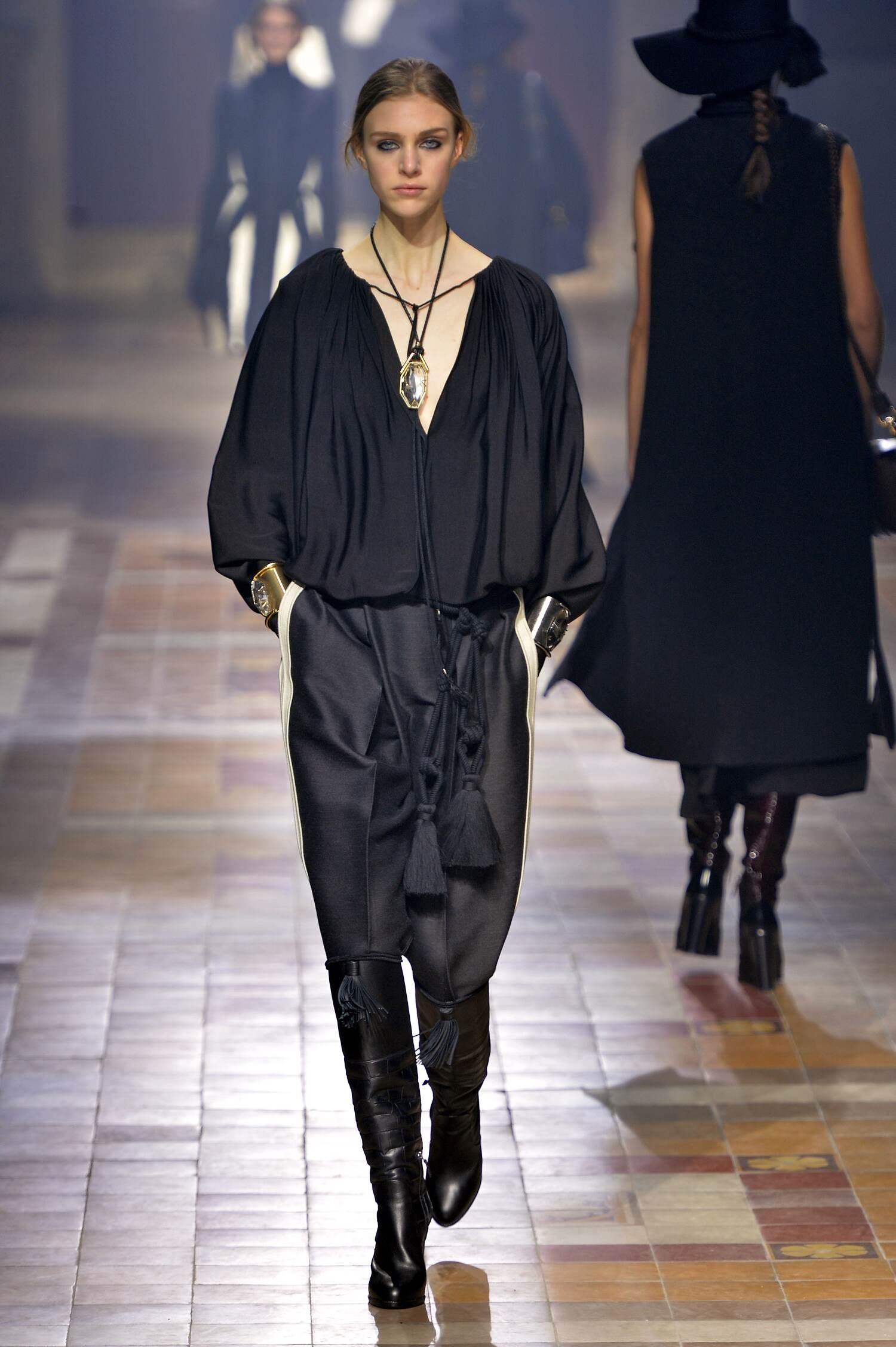 Lanvin Collection Paris Fashion Week