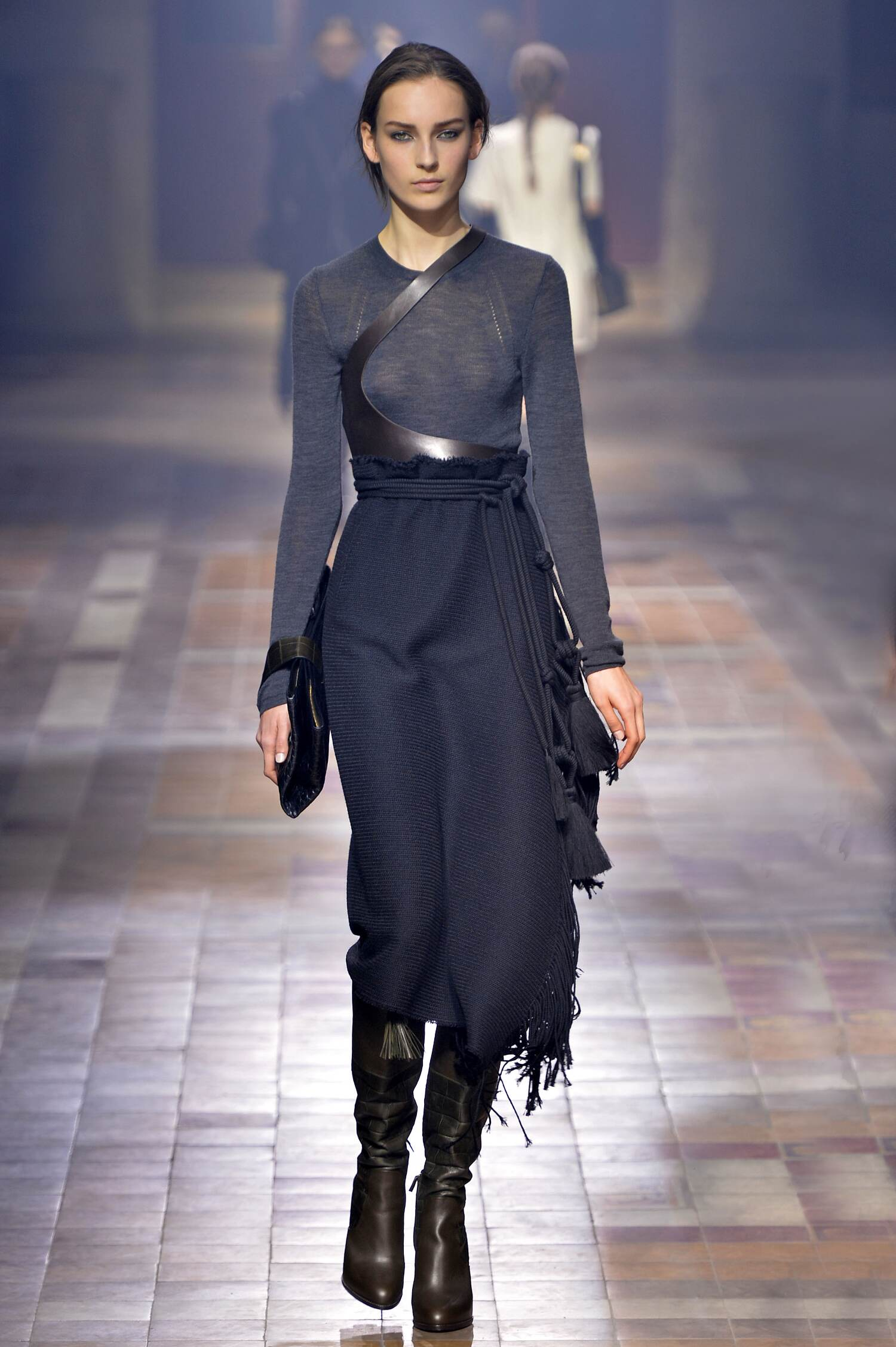 Lanvin Collection Woman Paris Fashion Week
