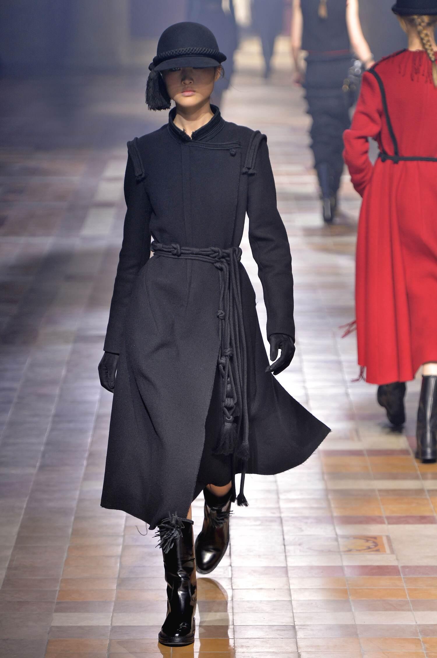 Lanvin Fall Winter 2015 16 Womenswear Collection Paris Fashion Week Fashion Show
