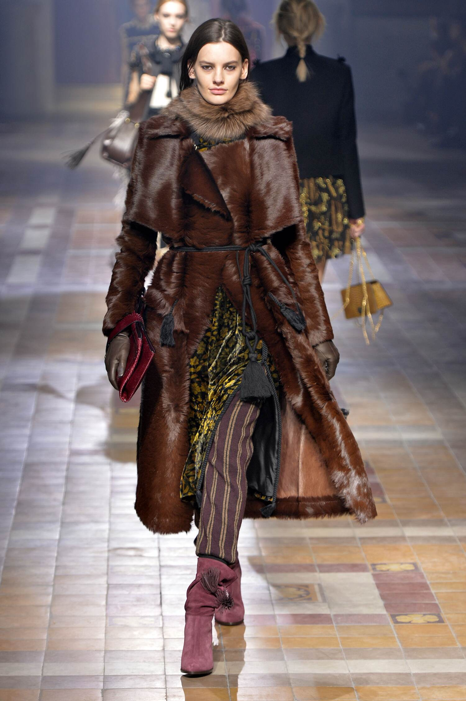 Lanvin Fall Winter 2015 16 Women S Collection The Skinny