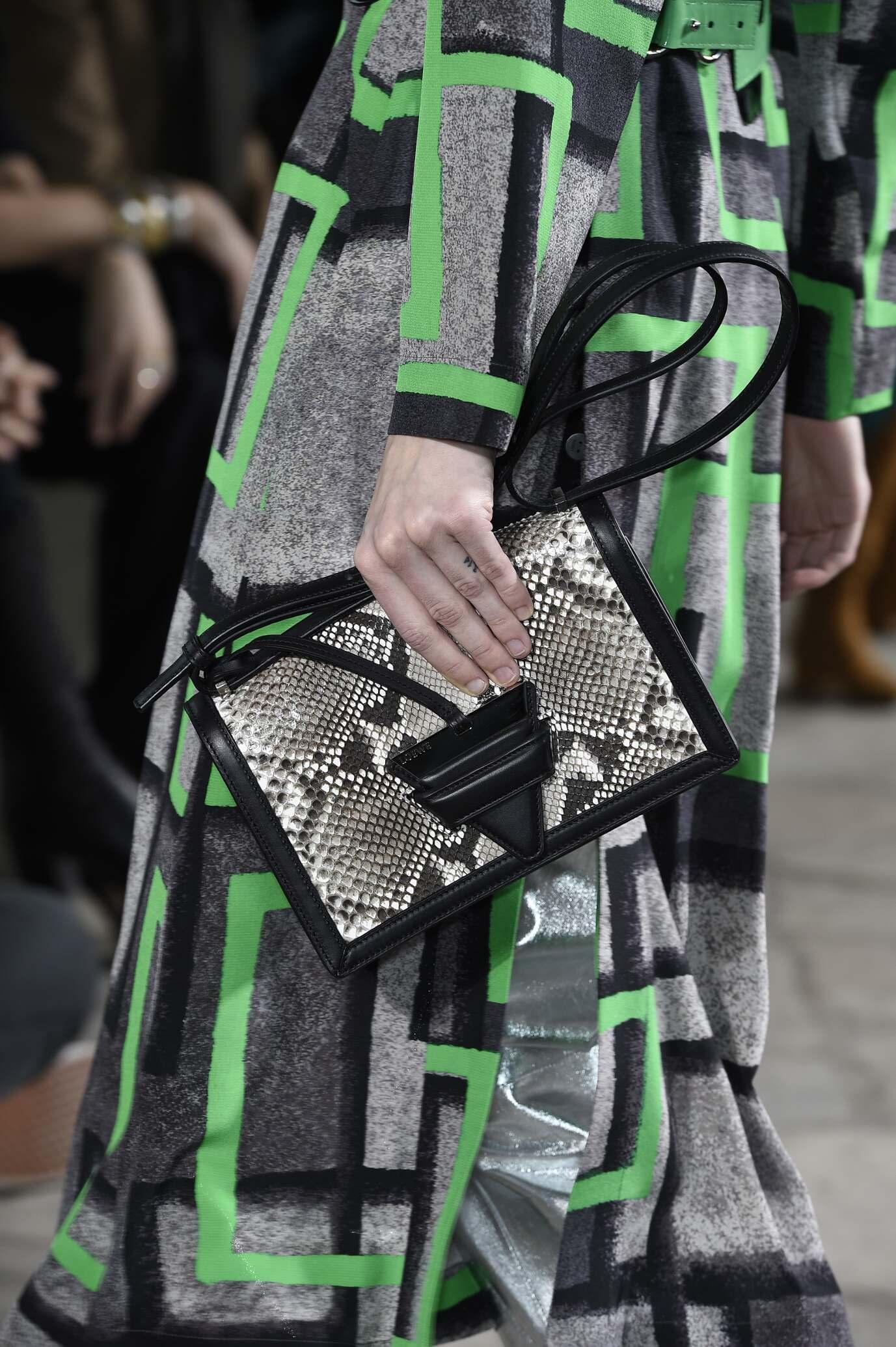 Loewe Bag Detail 2015