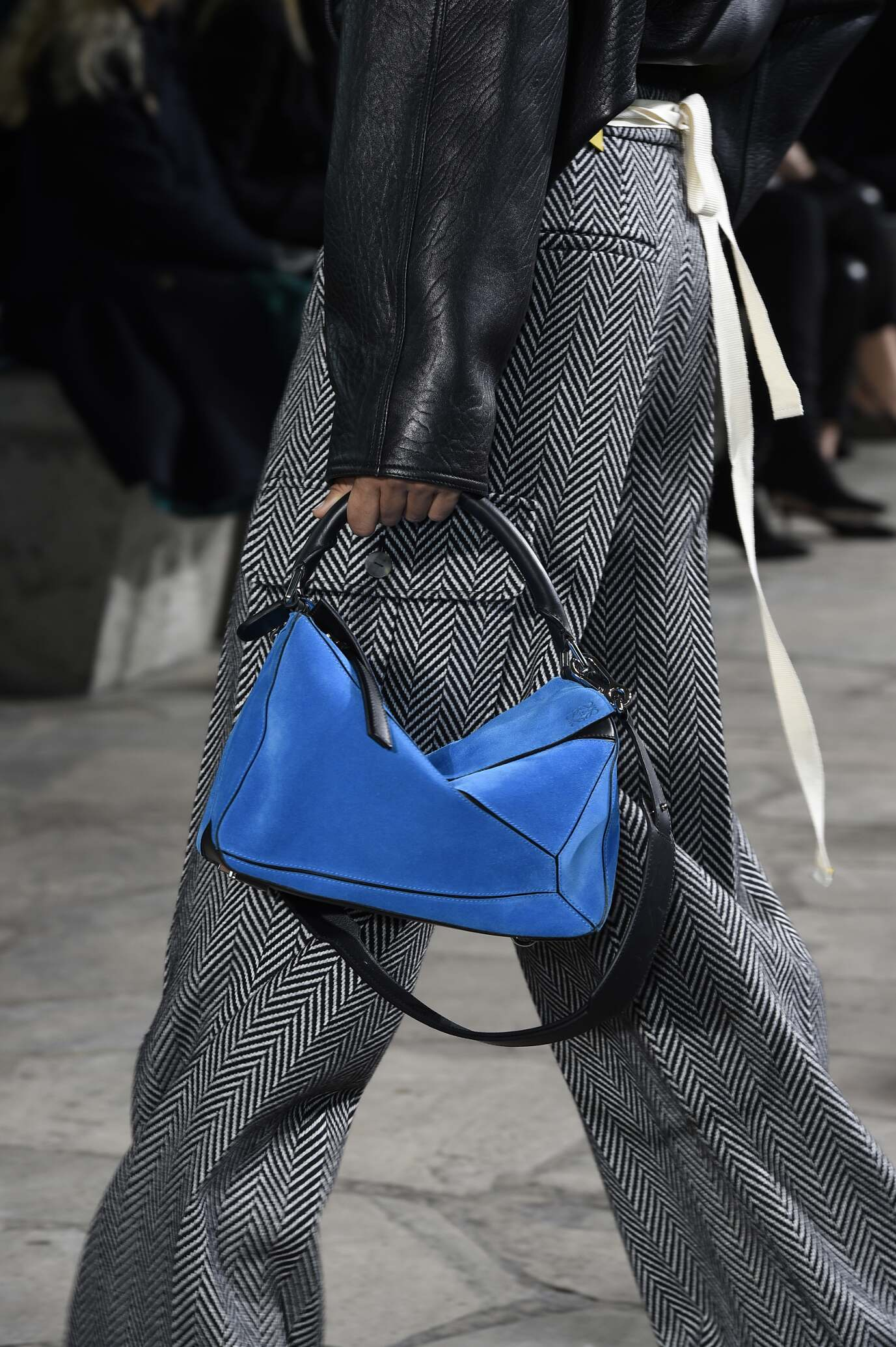 Loewe Bag Detail Collection Fashion Show FW 2015 2016