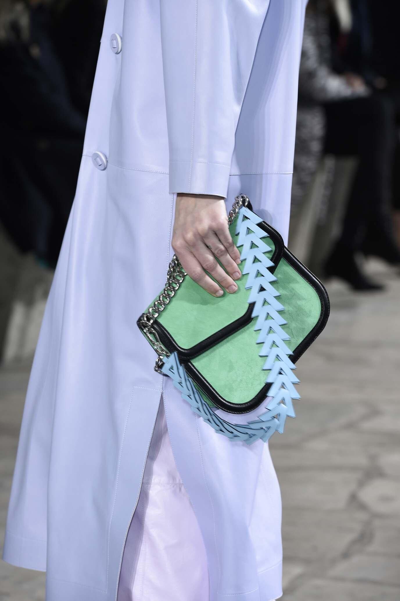 Loewe Bag Detail Runway