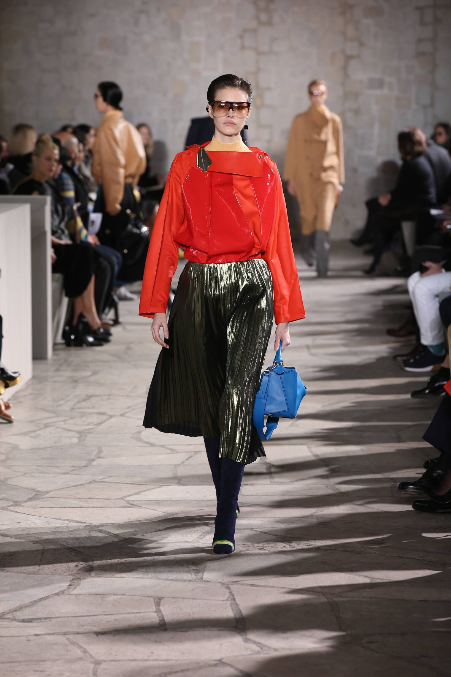 Loewe Collection Paris Fashion Week Womenswear