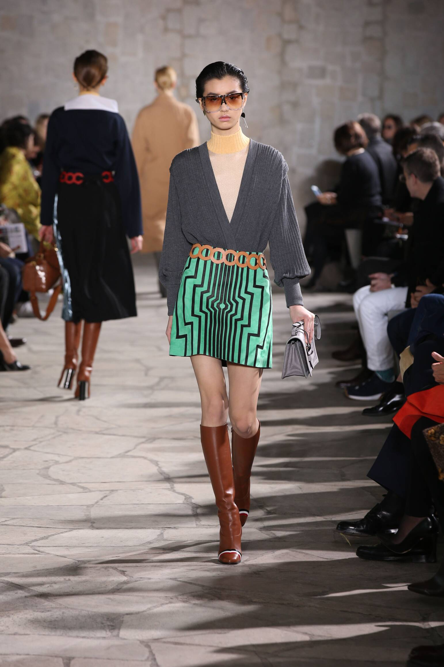 Loewe Collection Winter 2015 Catwalk