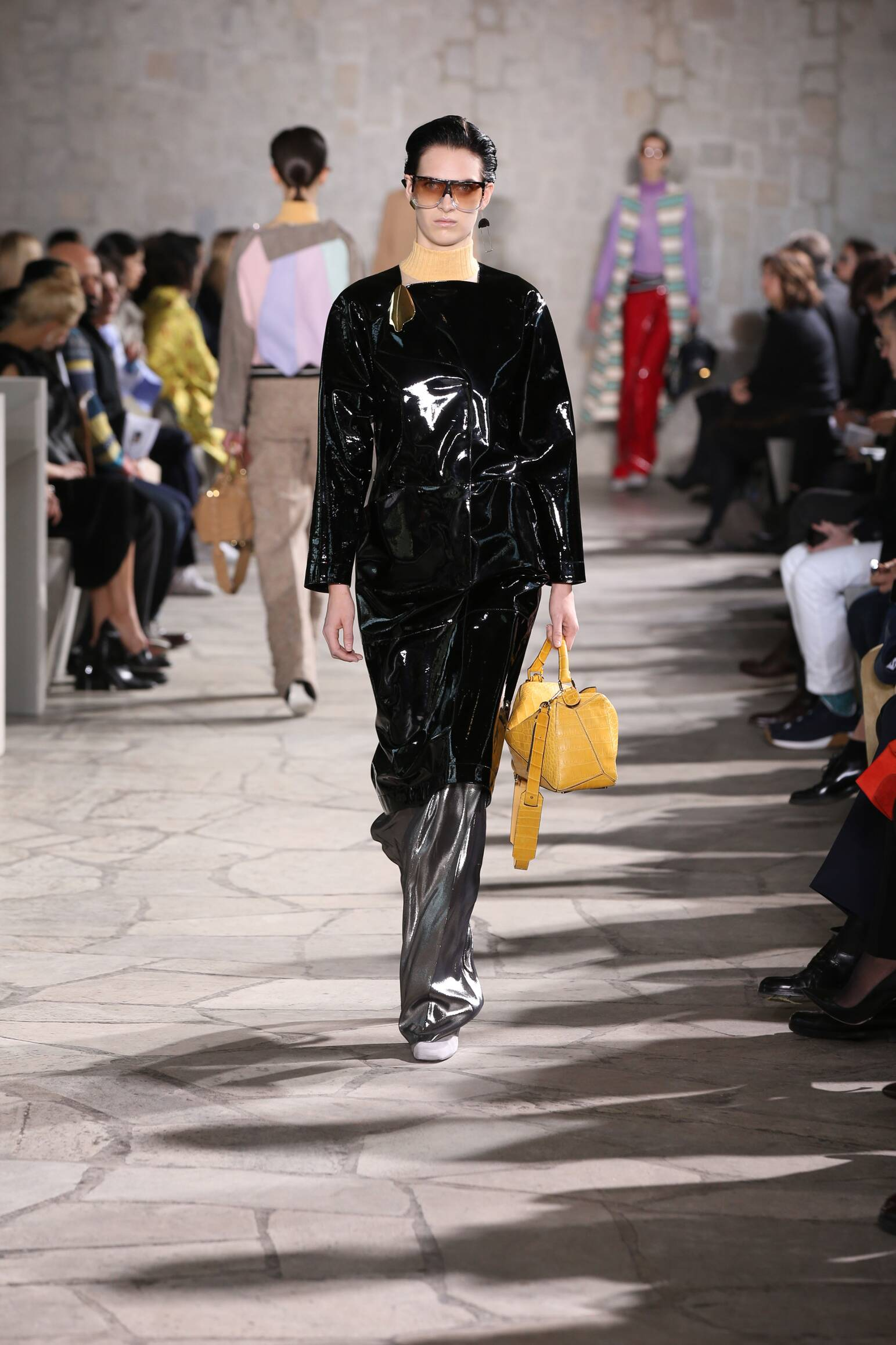 Loewe Fall Winter 2015 16 Womens Collection Paris Fashion Week