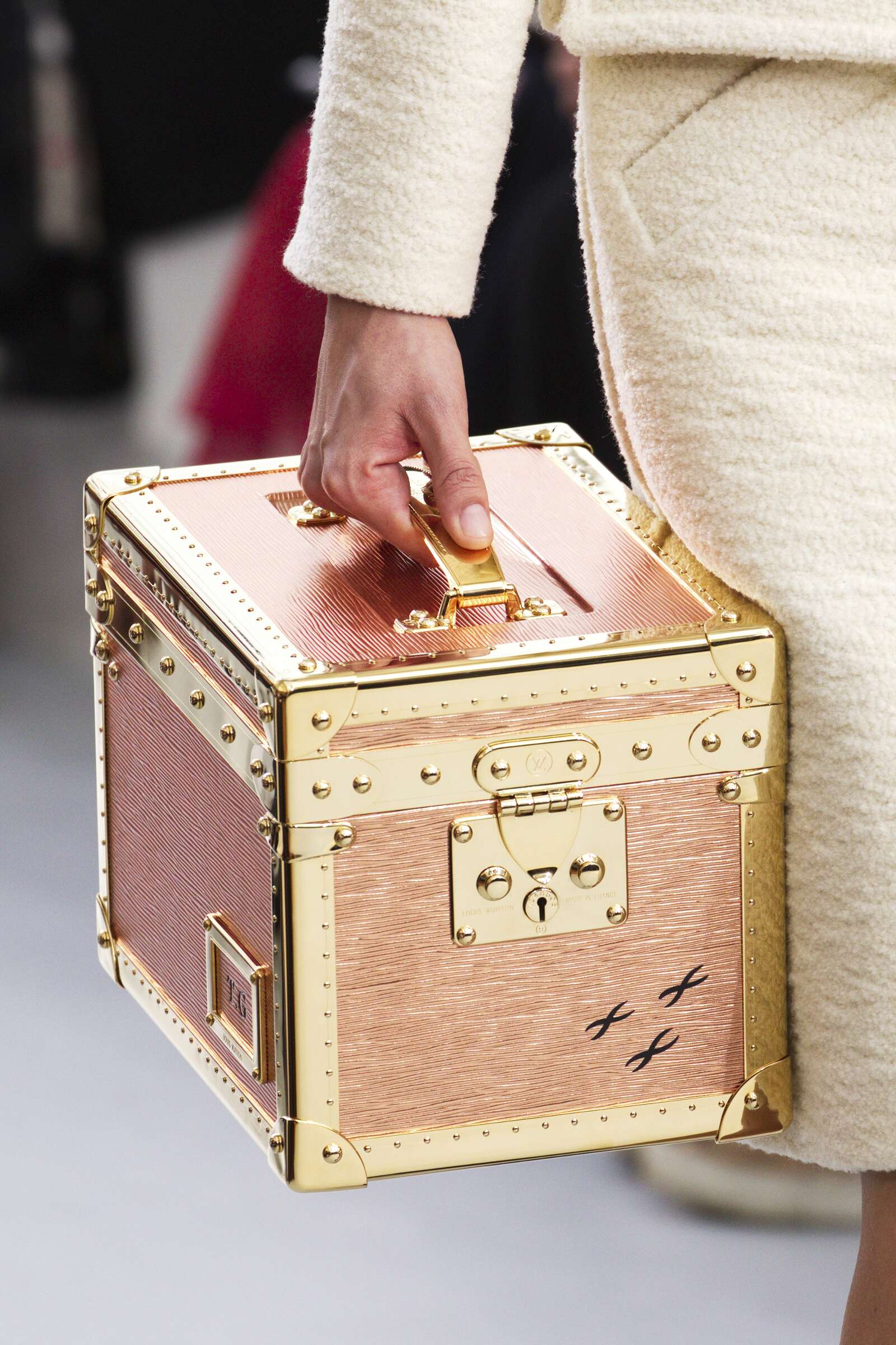 Louis Vuitton Bag Details Collection Catwalk