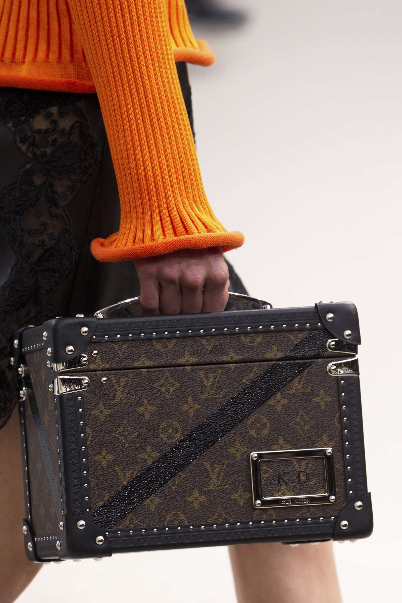 Louis Vuitton Bag Details Collection Fashion Show FW 2015 2016