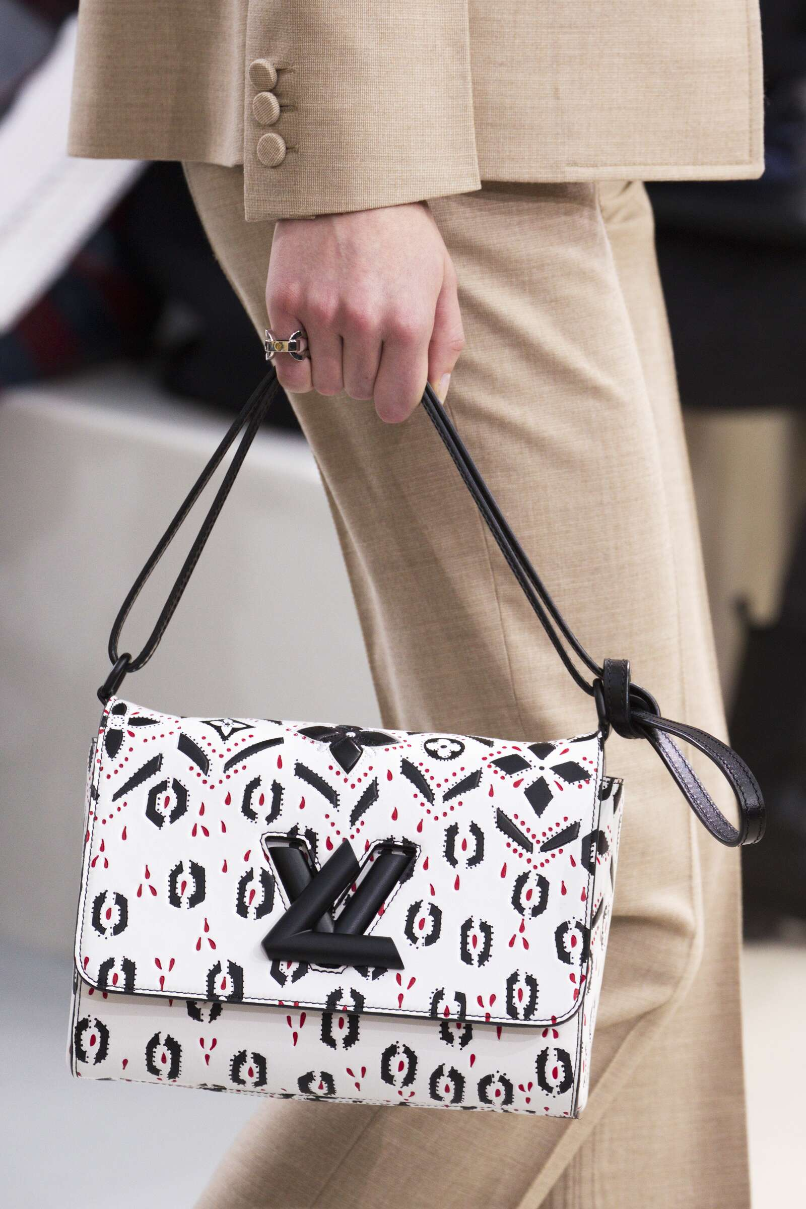 Louis Vuitton Bag Details Collection Paris Fashion Week