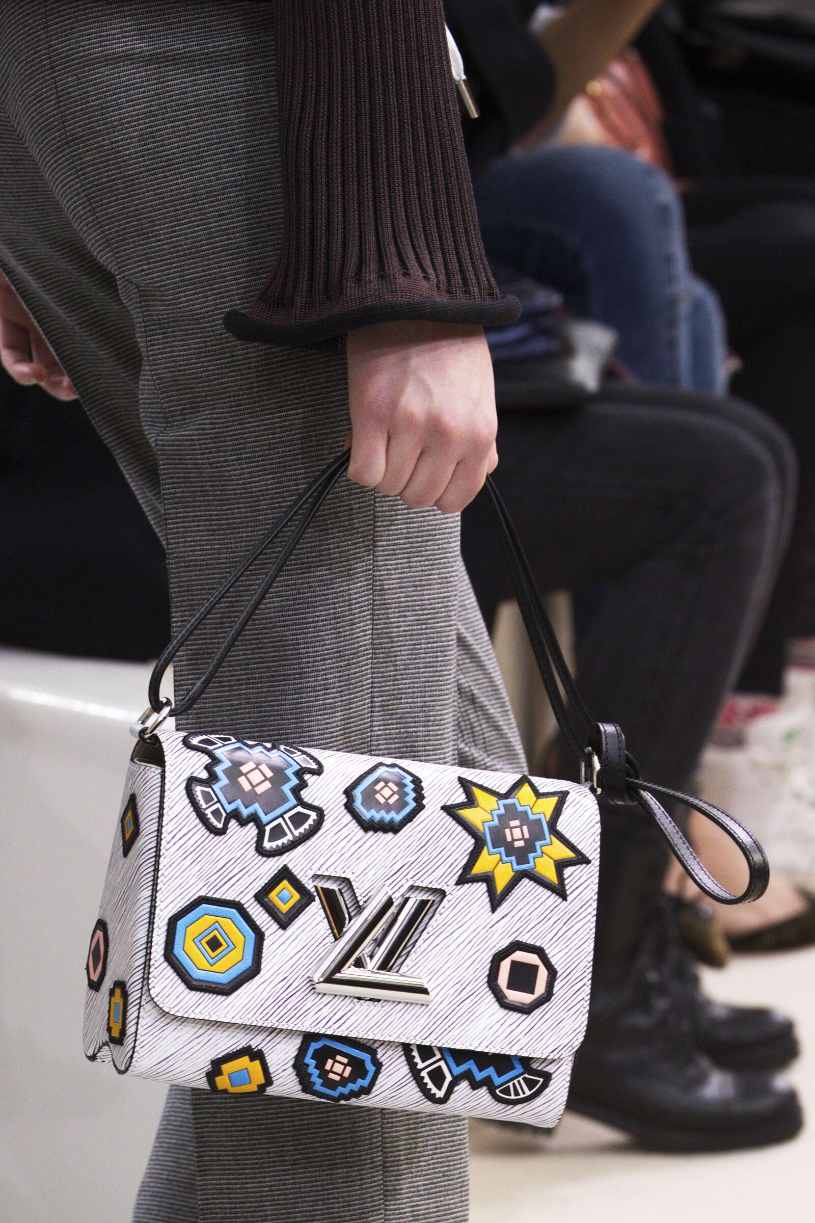 Louis Vuitton Bag Details Collection Trends Fall 2015 Catwalk