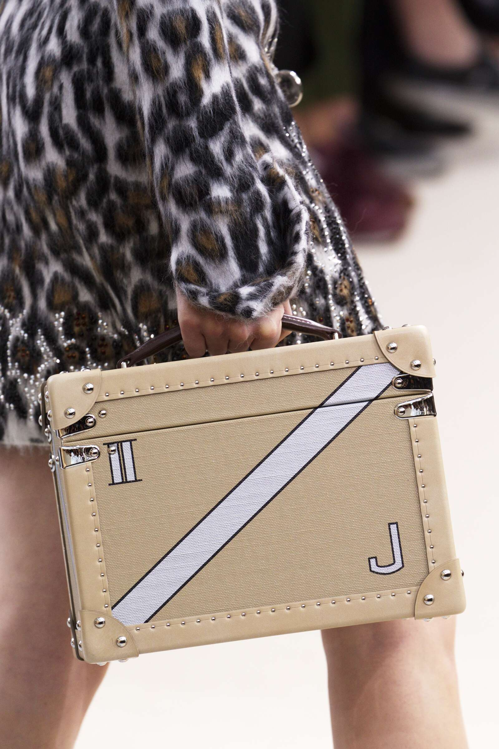 Louis Vuitton Bag Details Collection Winter 2015 Catwalk