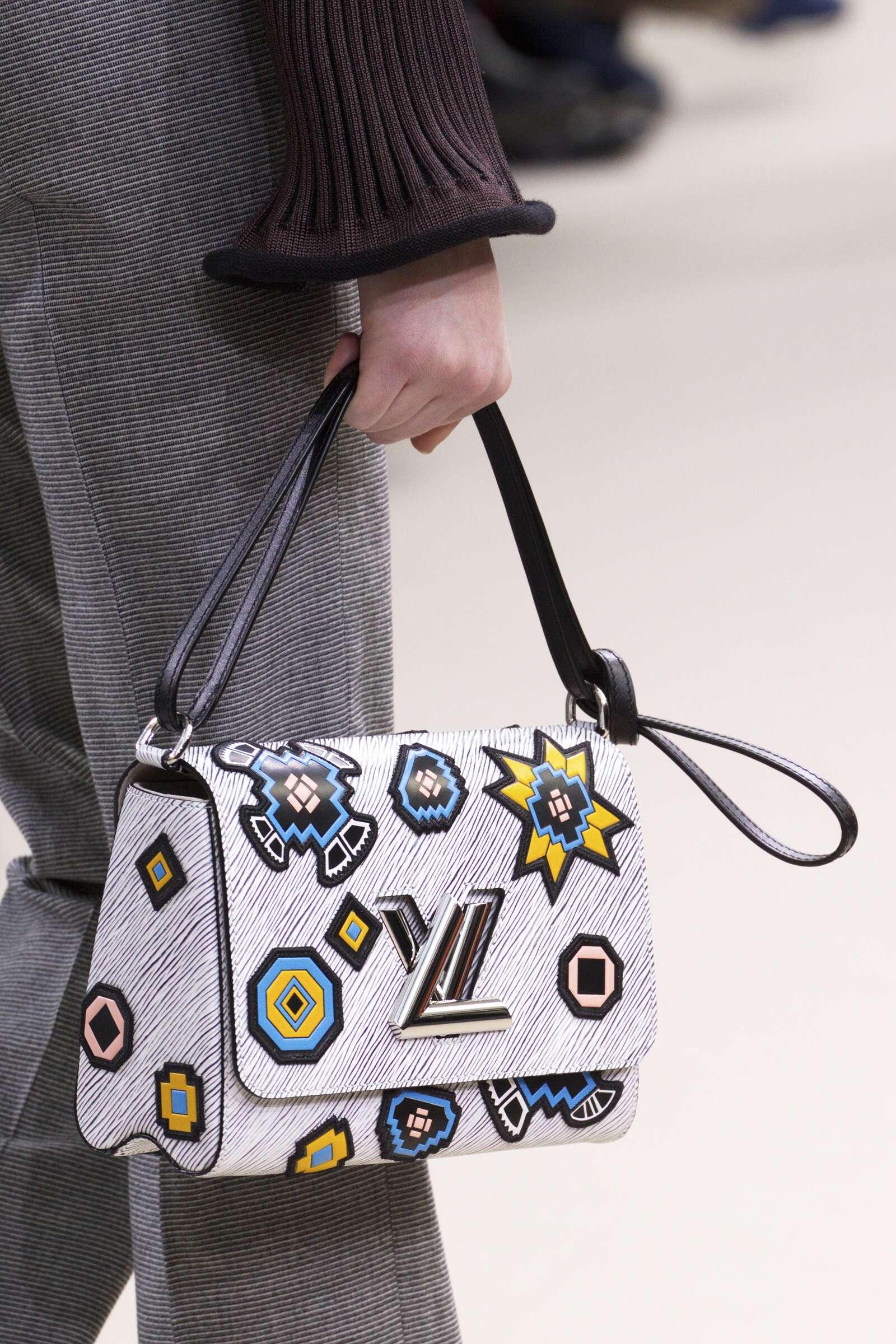 Louis Vuitton Bag Details Collection Woman Paris Fashion Week