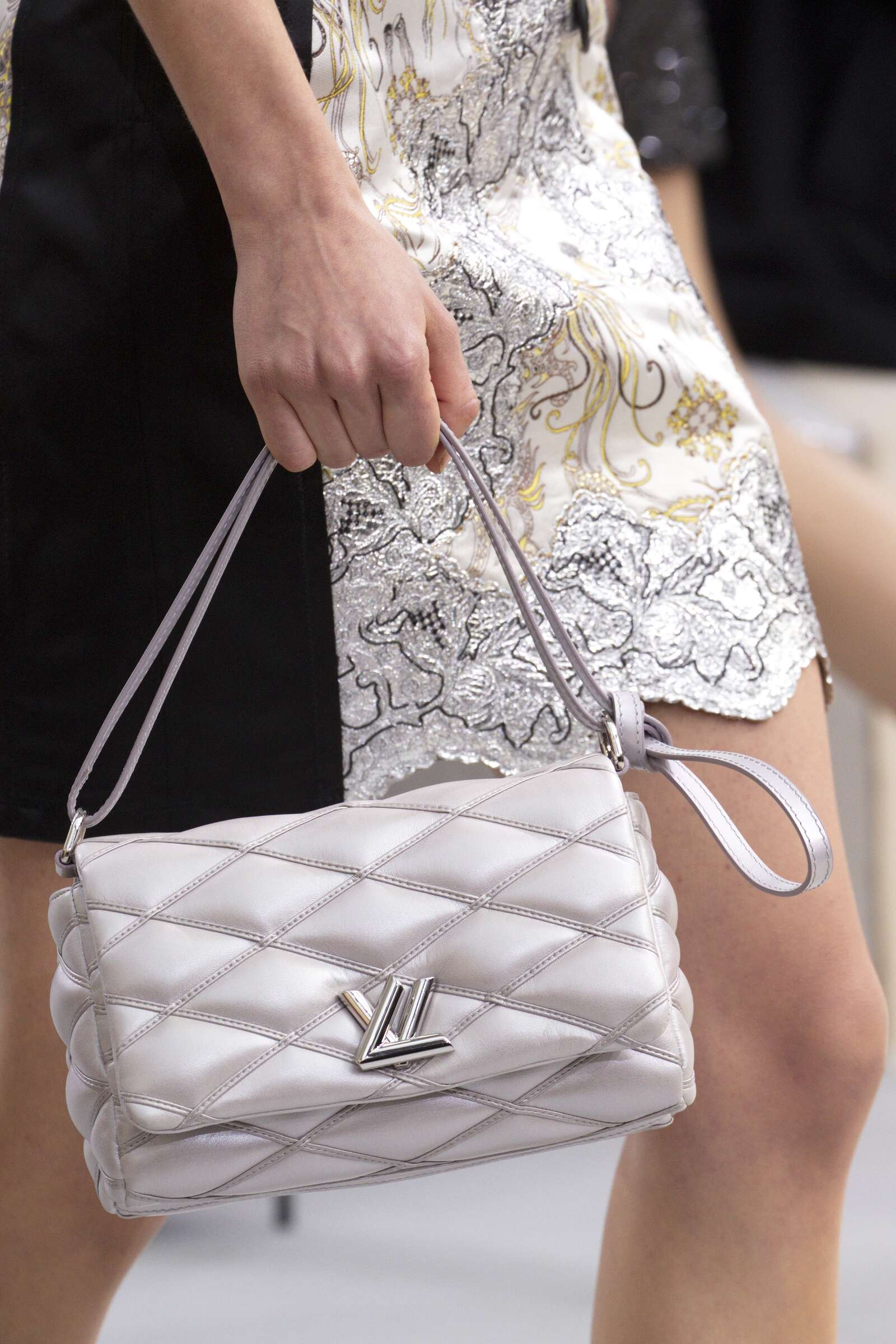 Louis Vuitton Bag Details Fall Winter 2015 16 Women's Collection Paris Fashion Week