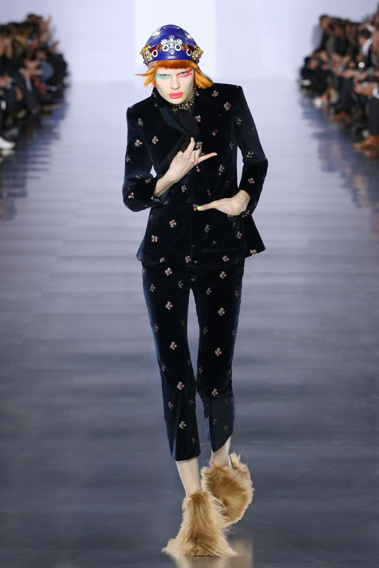 Maison Margiela Collection Woman Paris Fashion Week