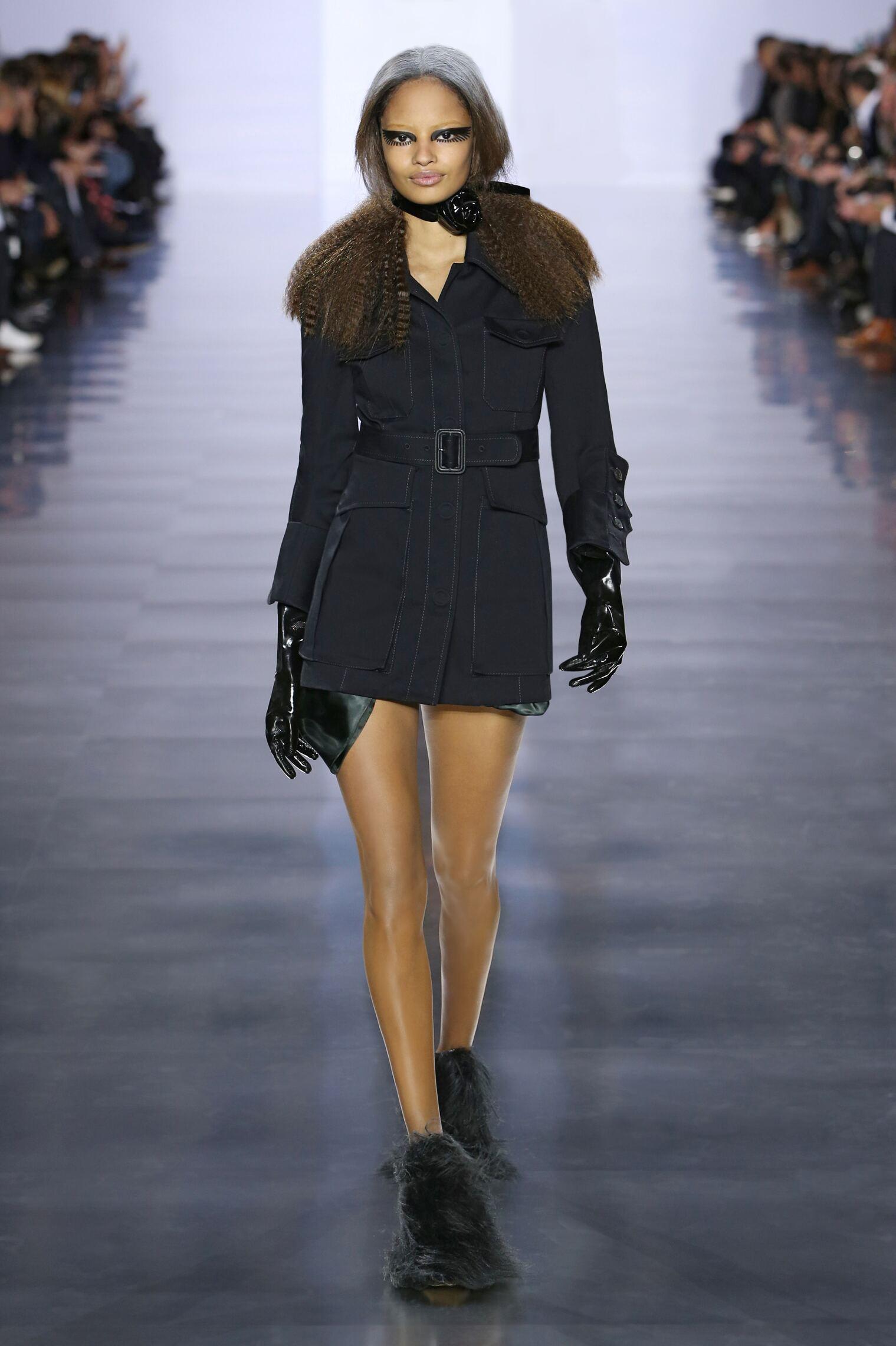 Maison Margiela Fall Winter 2015 16 Womens Collection Paris Fashion Week
