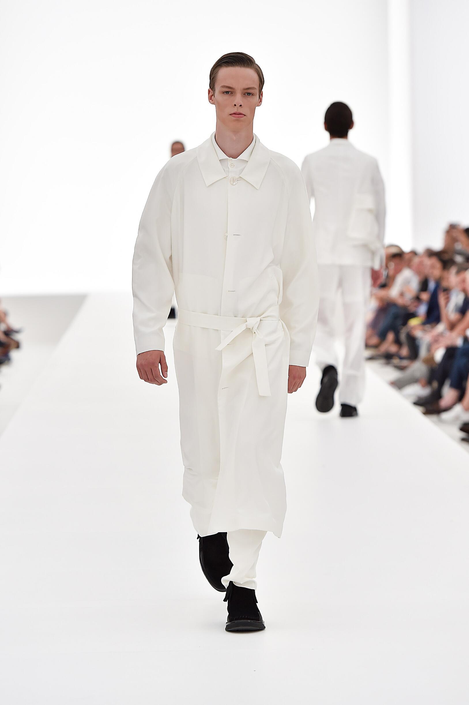 Man Style Ermenegildo Zegna Couture