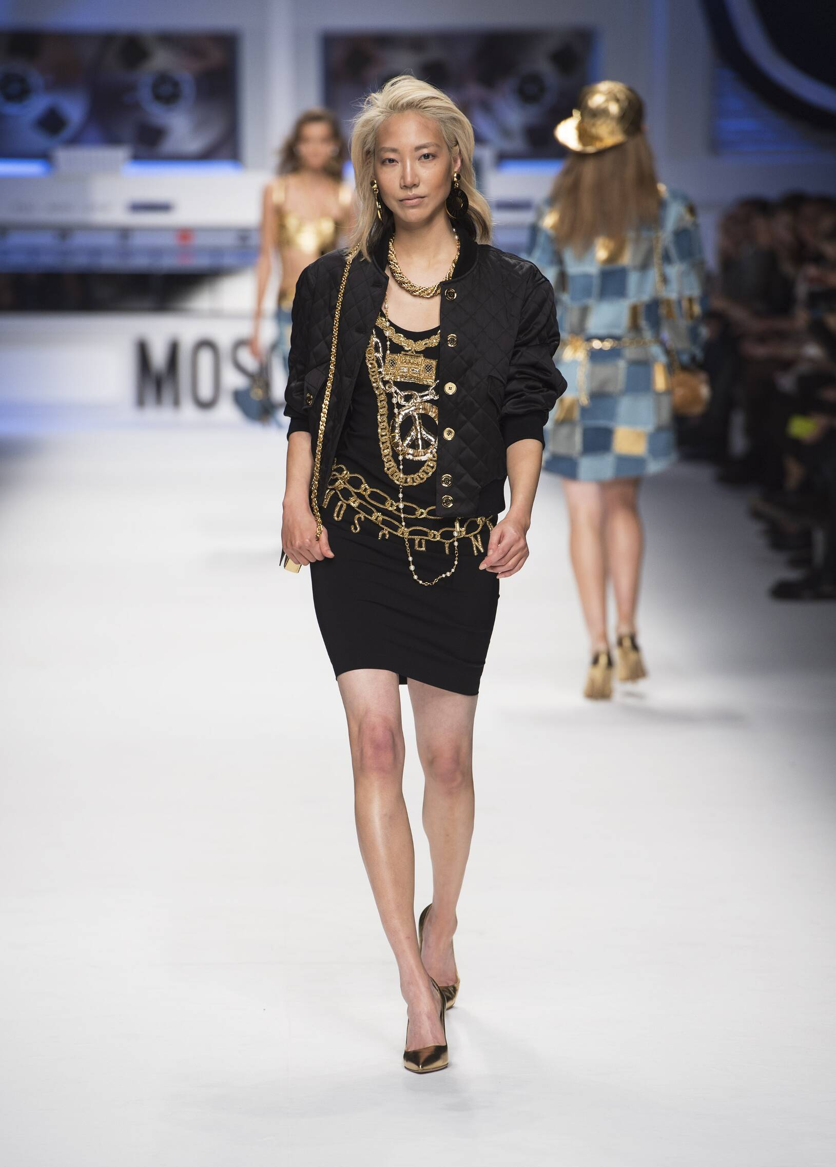 Moschino Collection Fashion Trends