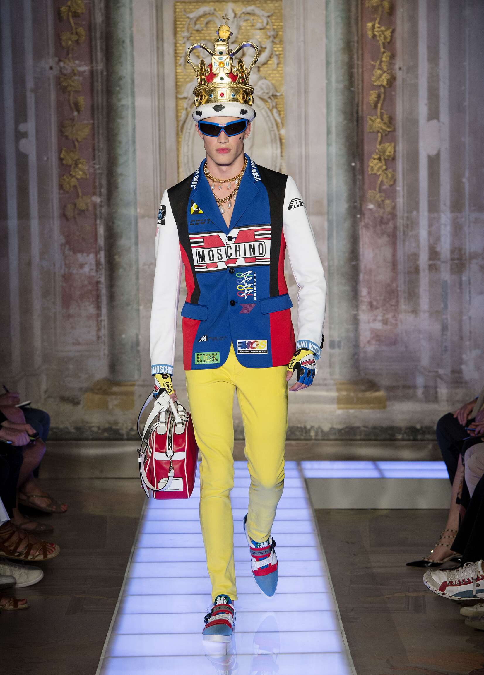 Moschino Collection Man 2016