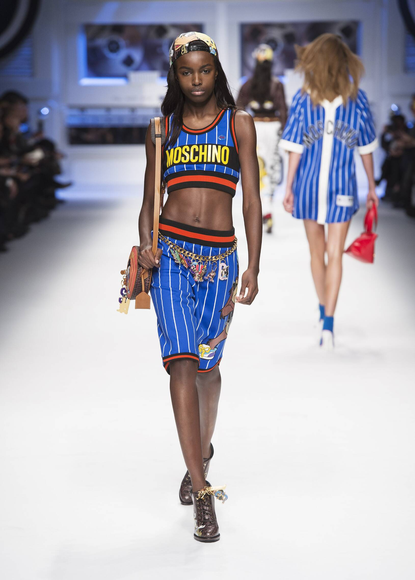 Moschino Collection Milan Fashion Week Womenswear