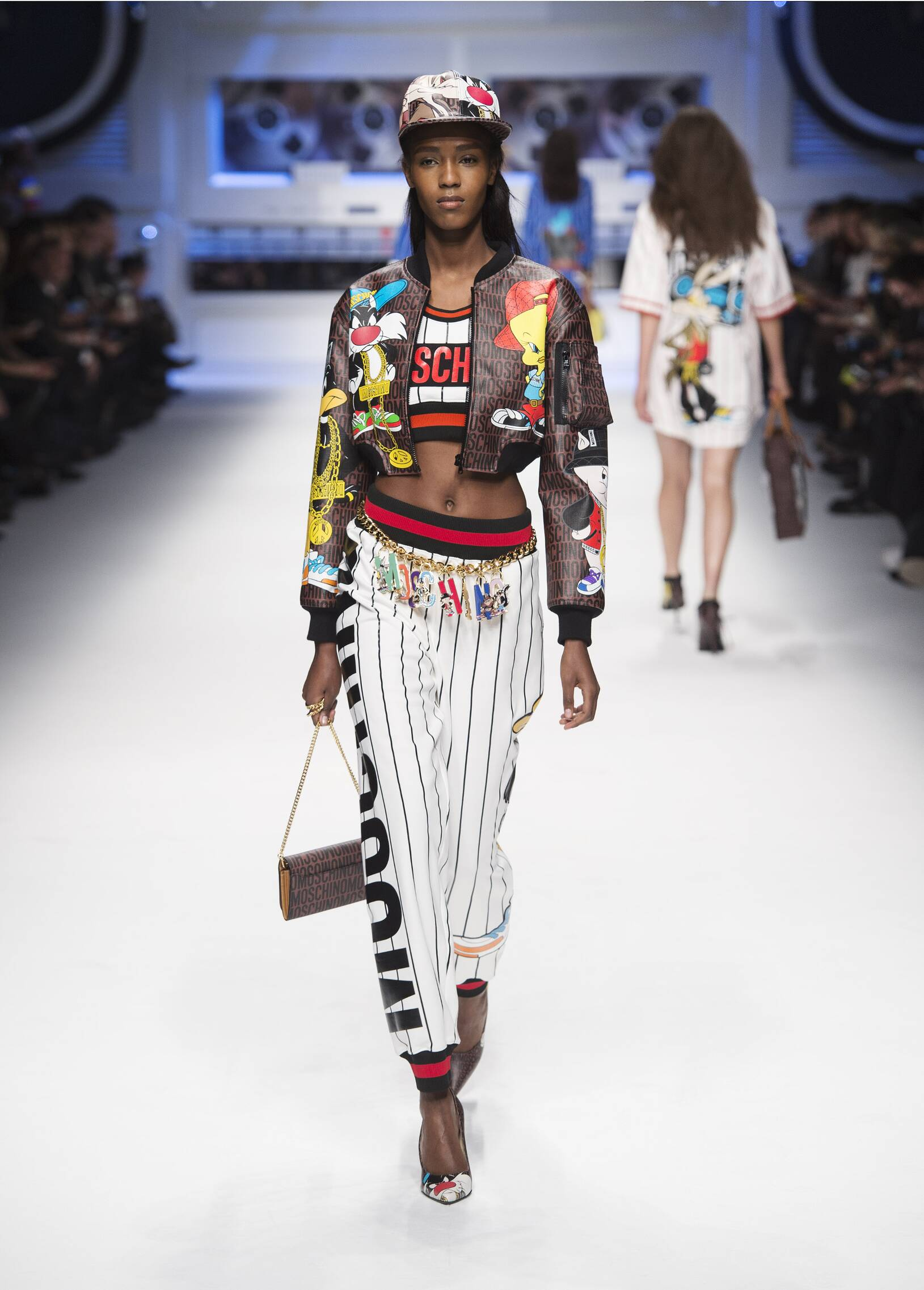 Moschino Collection Milan Fashion Week