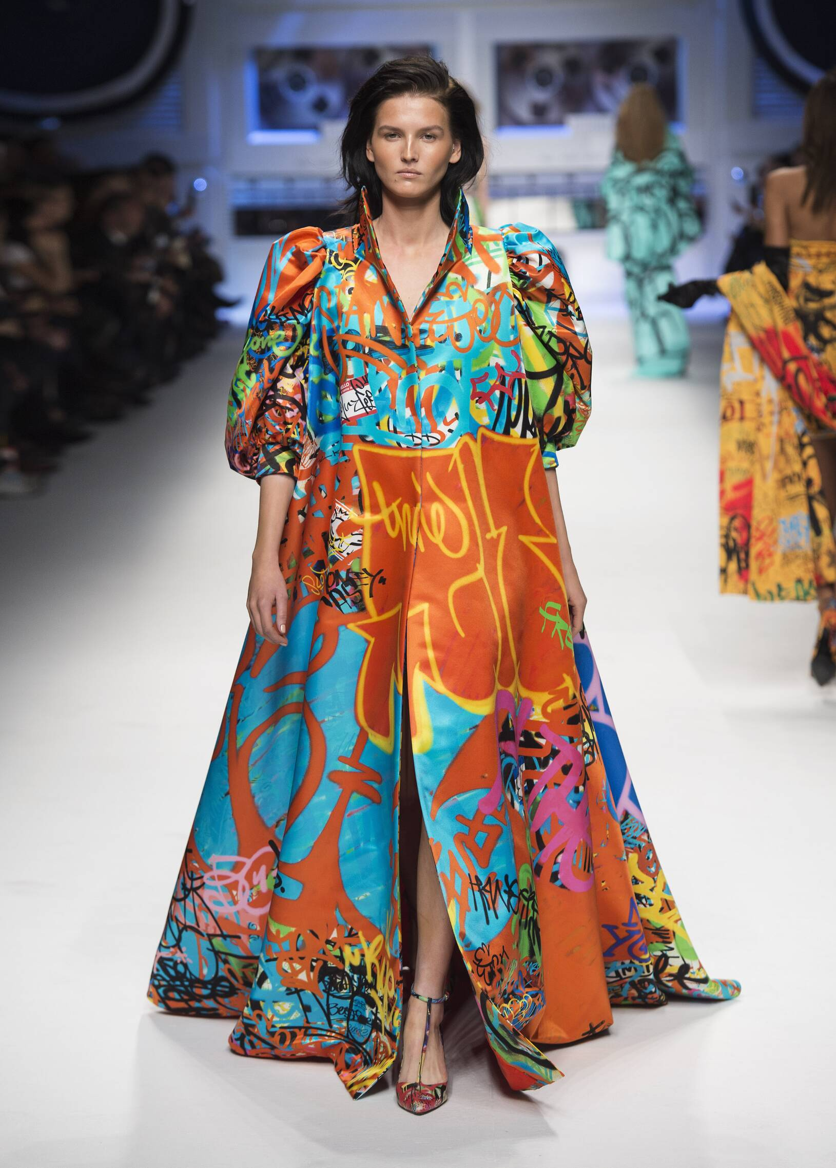Moschino Collection Trends Fall 2015 Catwalk