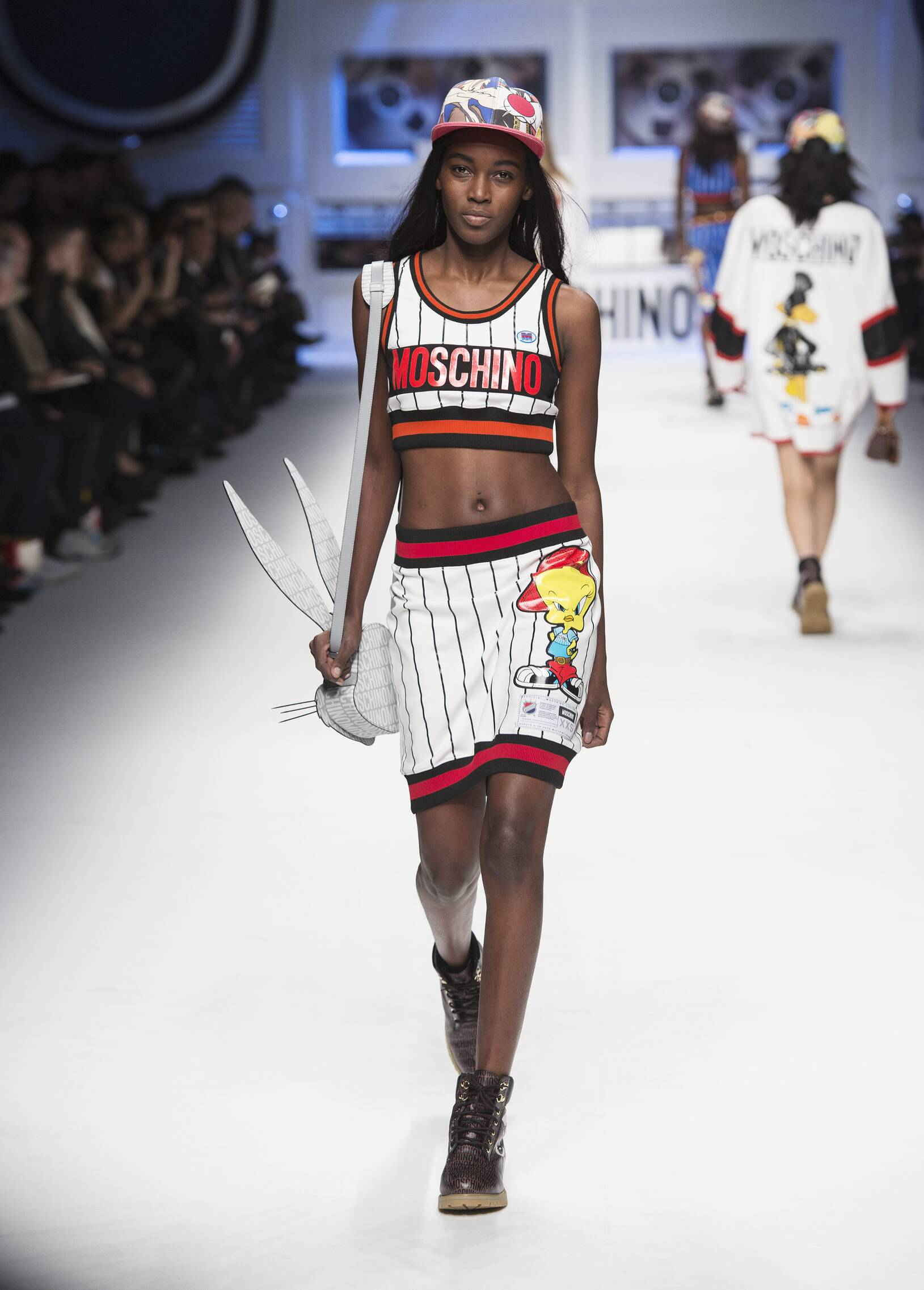Moschino Collection Woman Milan Fashion Week