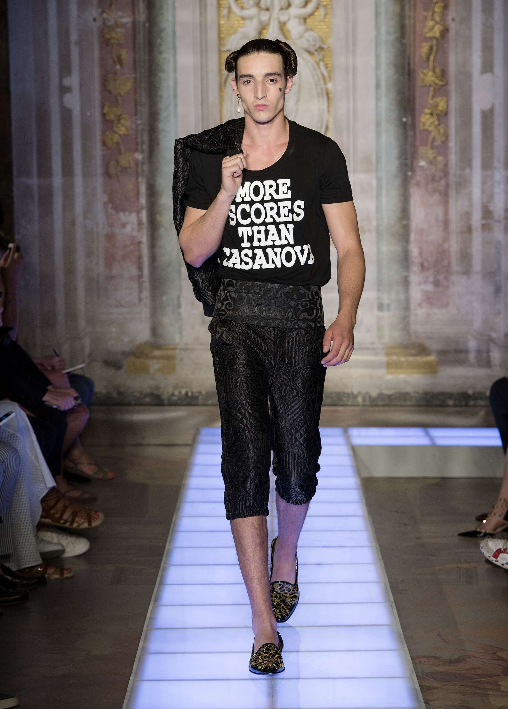 Moschino Men's Collection 2016