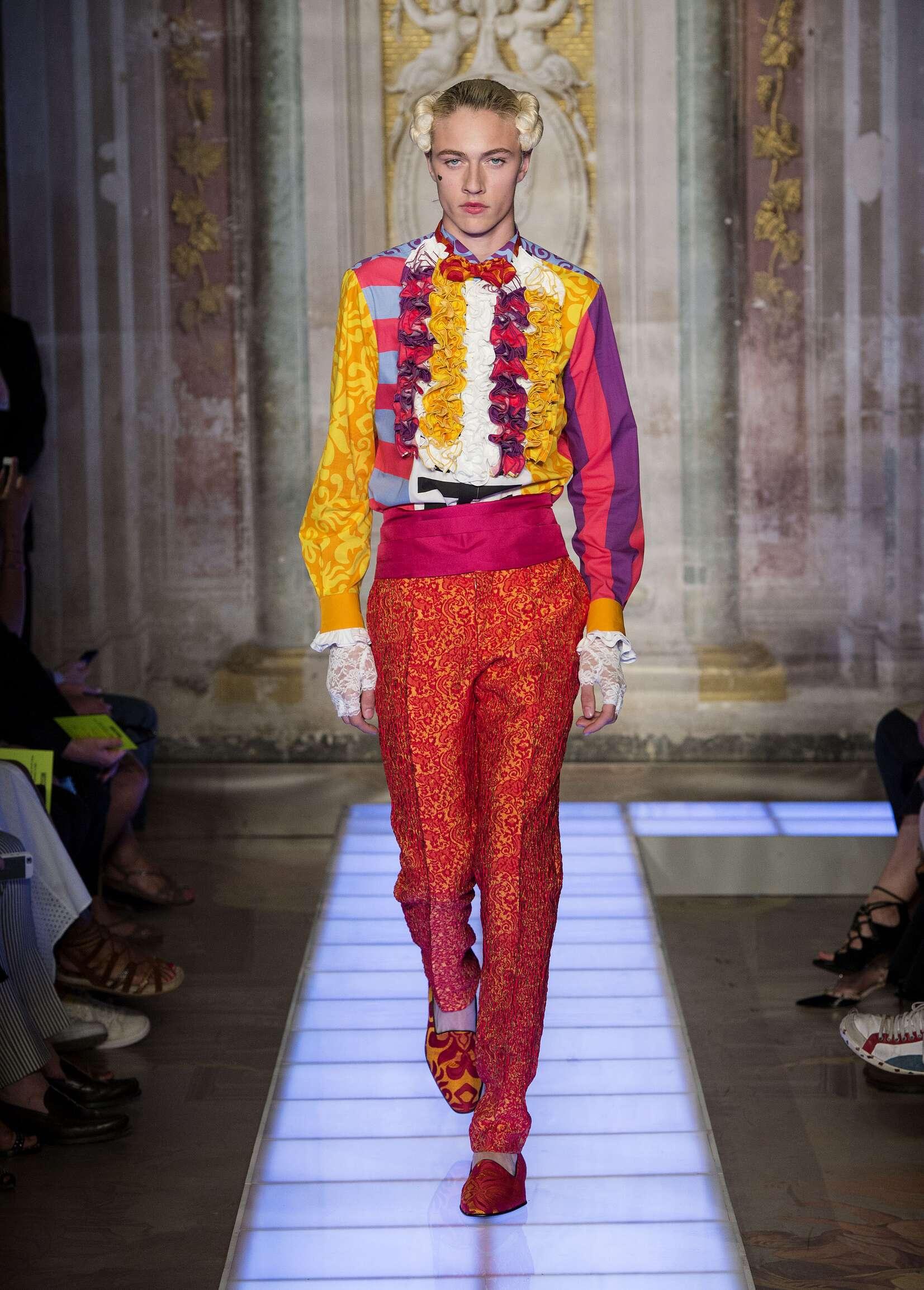 Moschino Menswear
