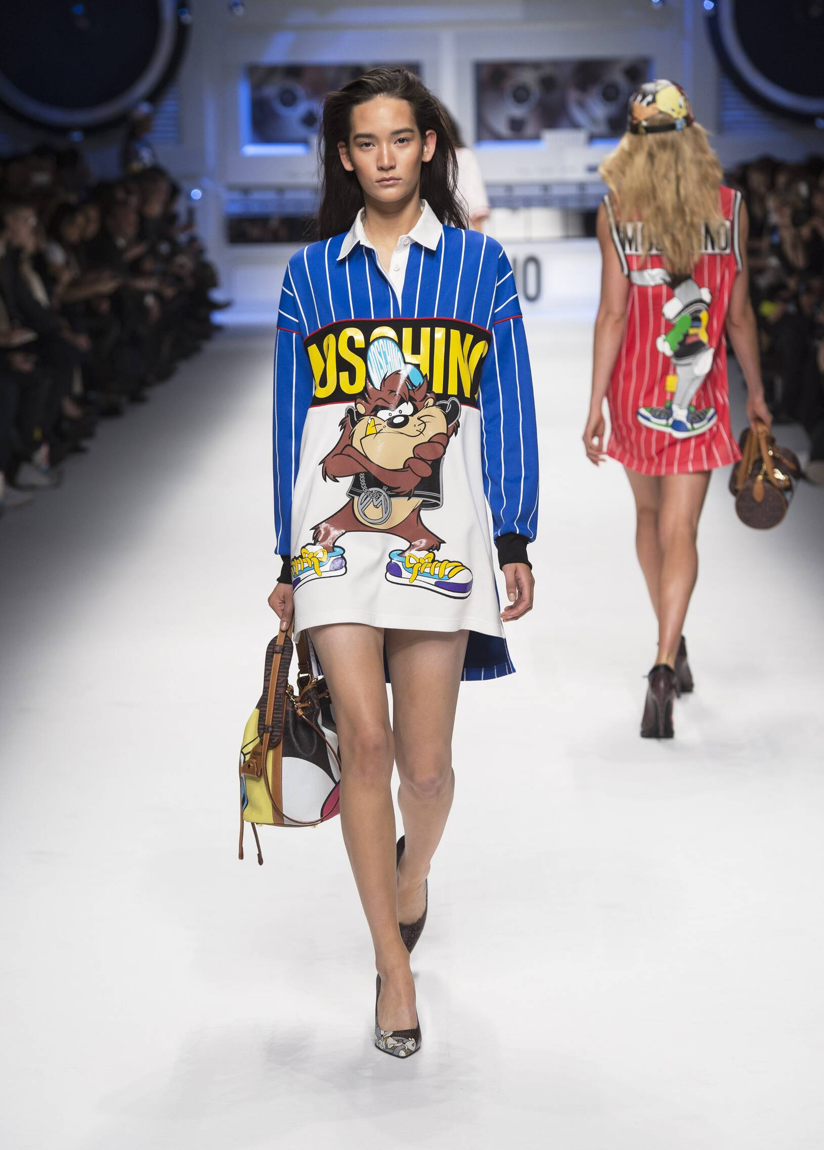 Moschino Women's Collection 2015 2016