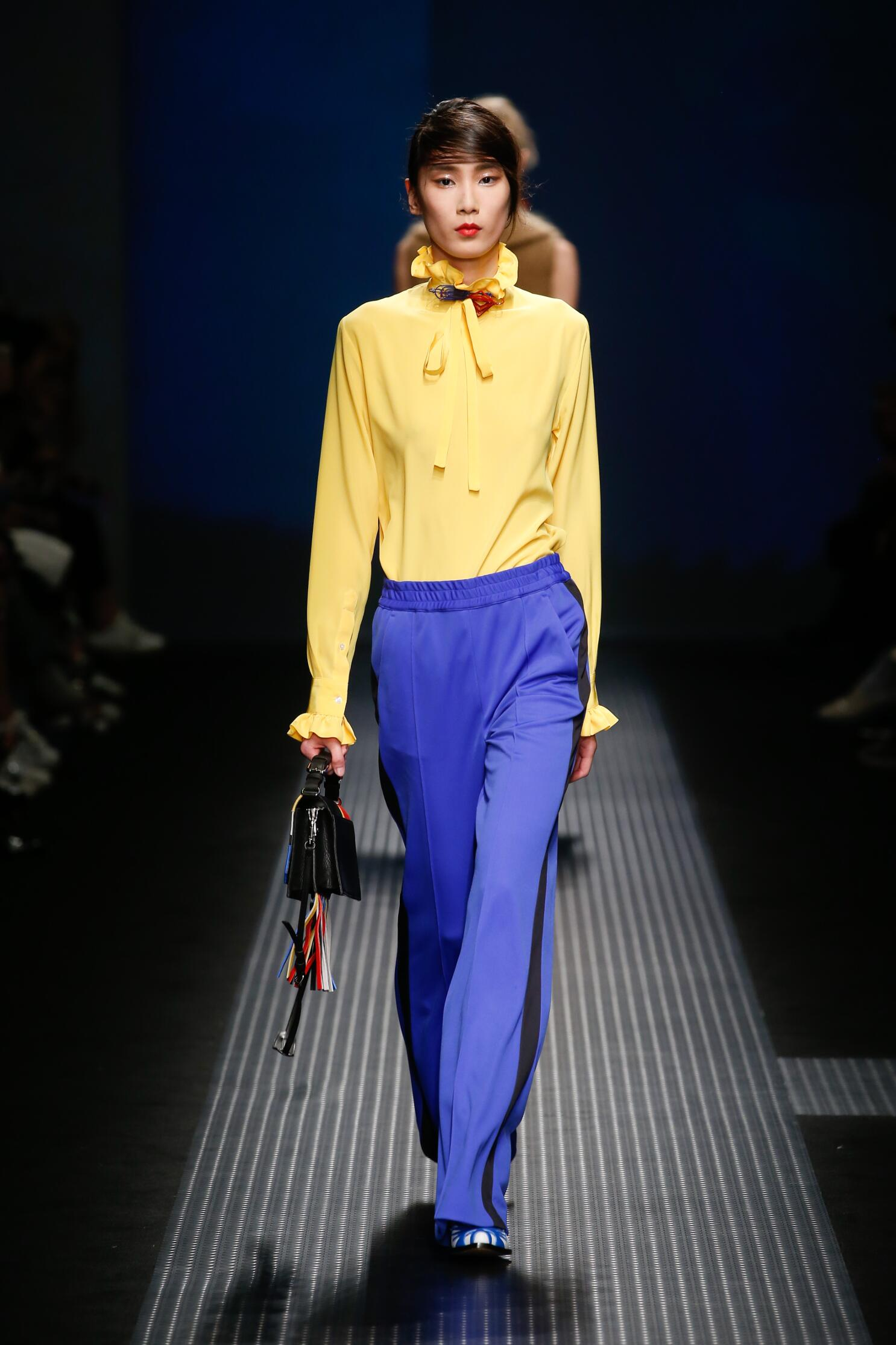 Msgm Collection Fall 2015 Catwalk